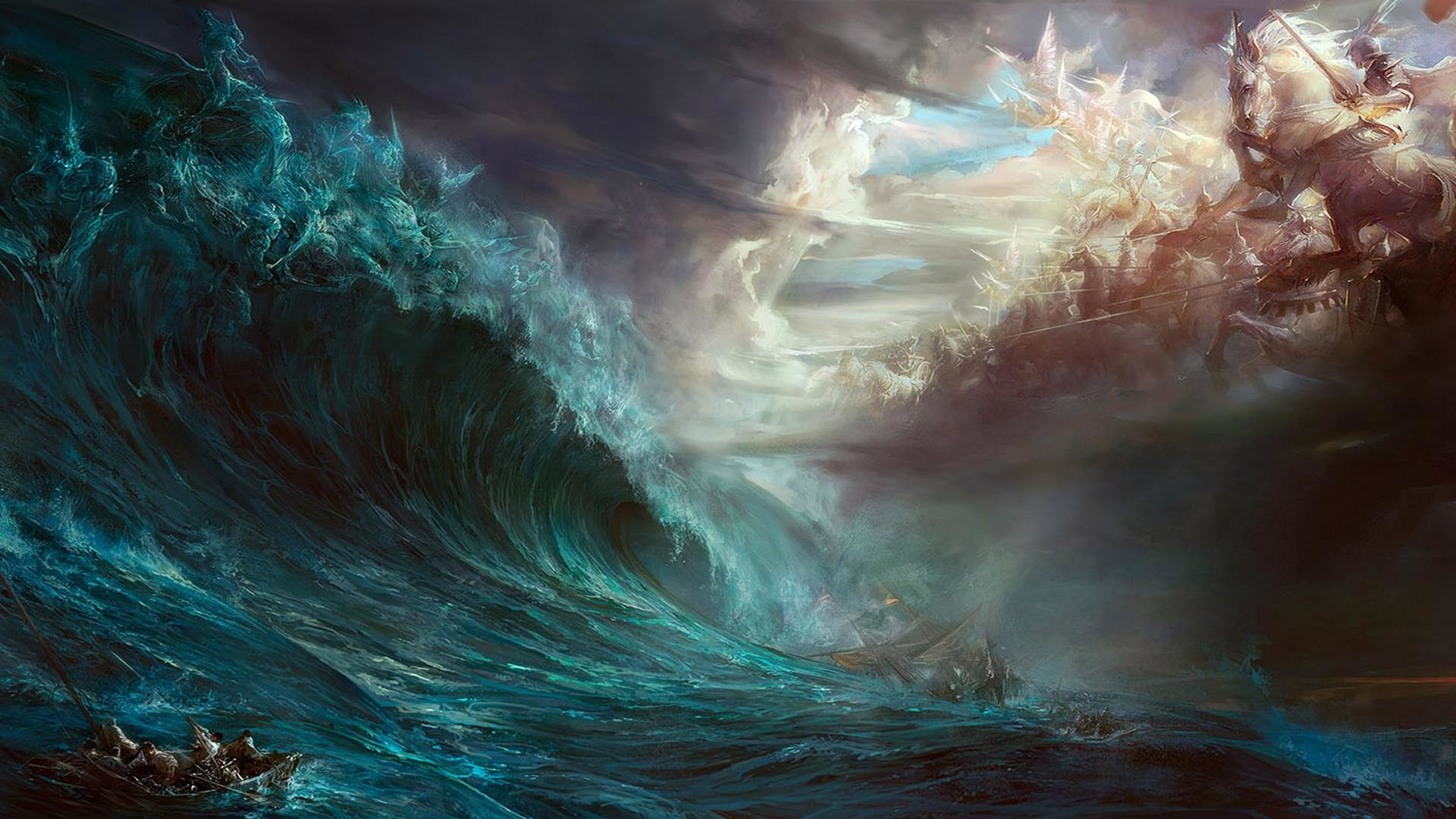 Explore Stormy Sea, Desktop Wallpapers, and more!