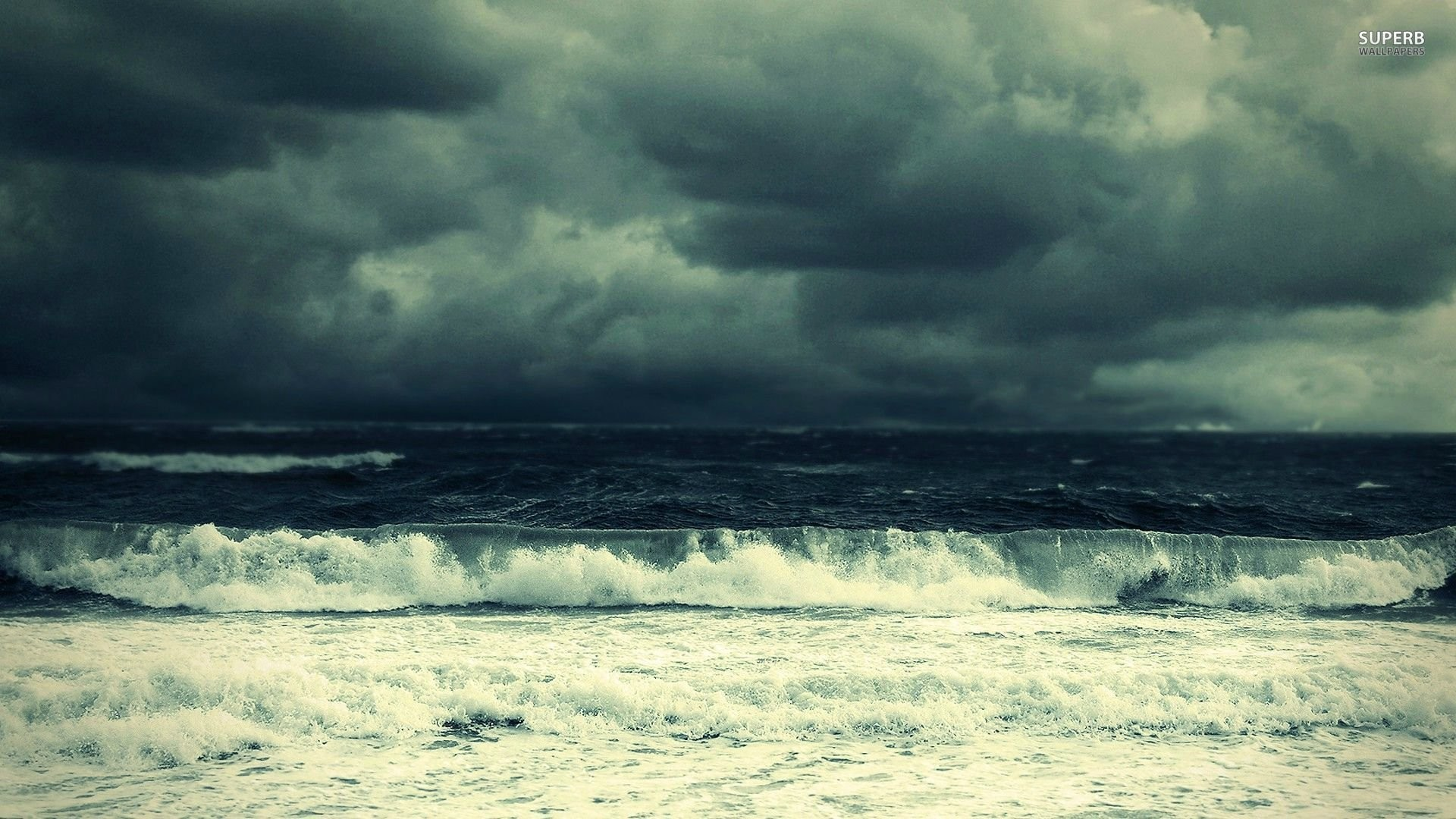 Stormy Sea 854861 …