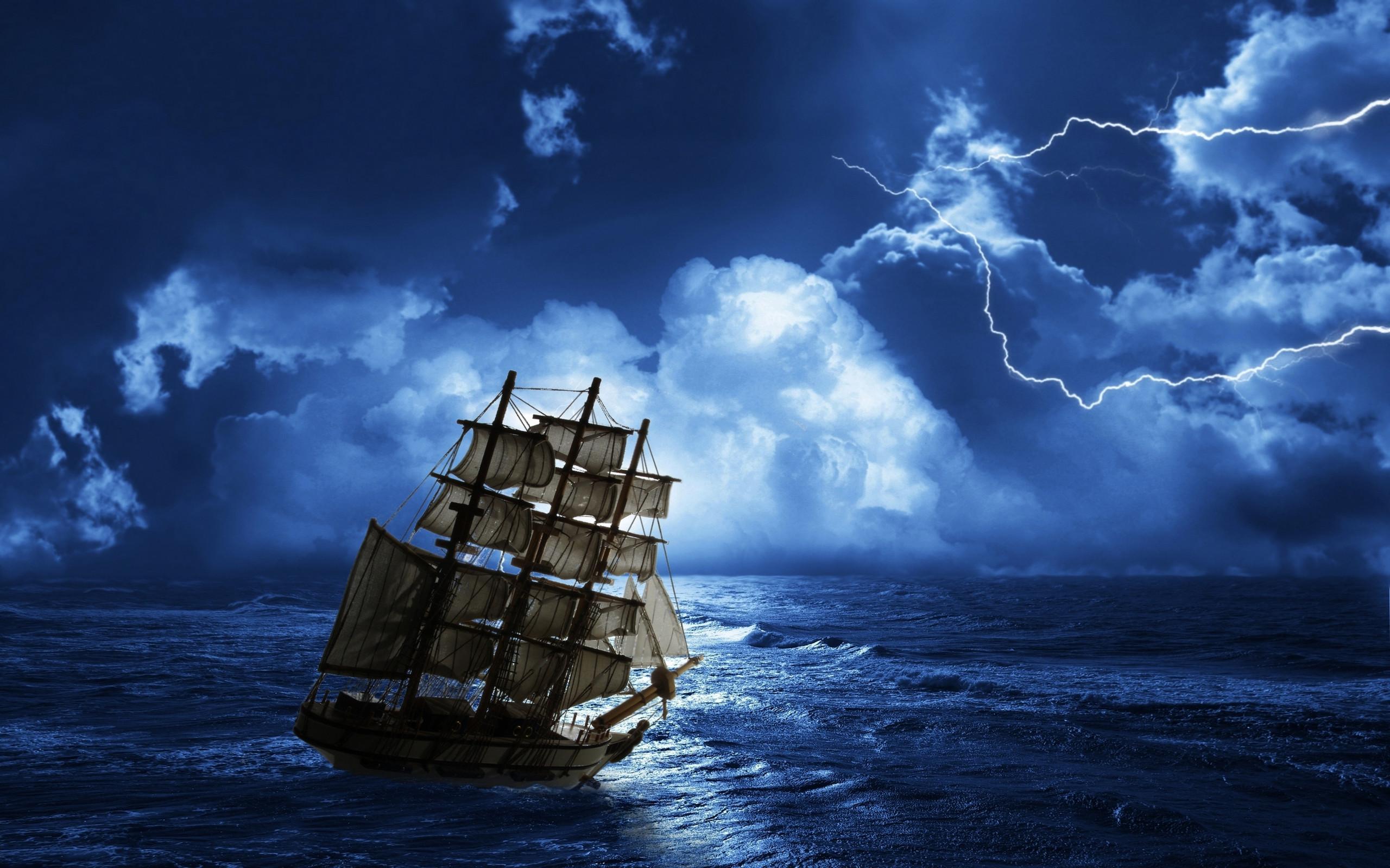 Stormy Seas wallpaper free