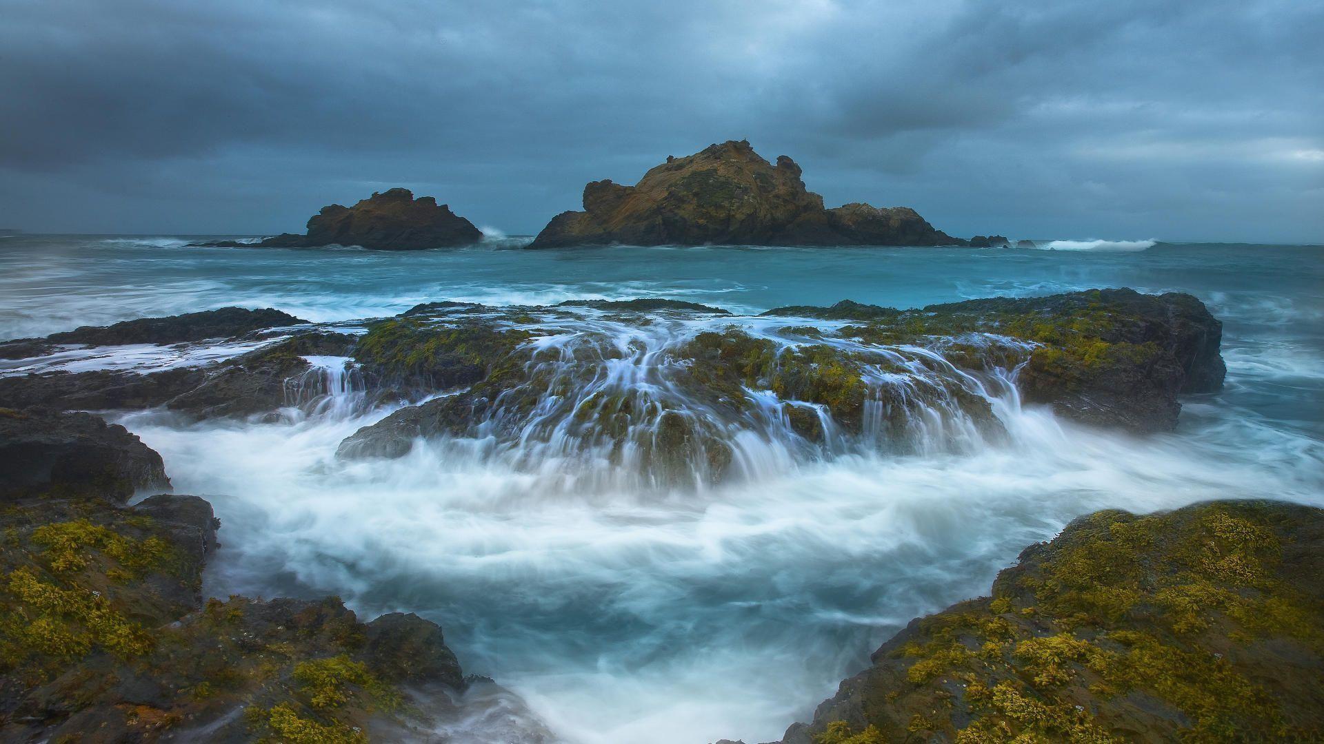 HD Stormy Sea Wallpaper   Download Free – 58204