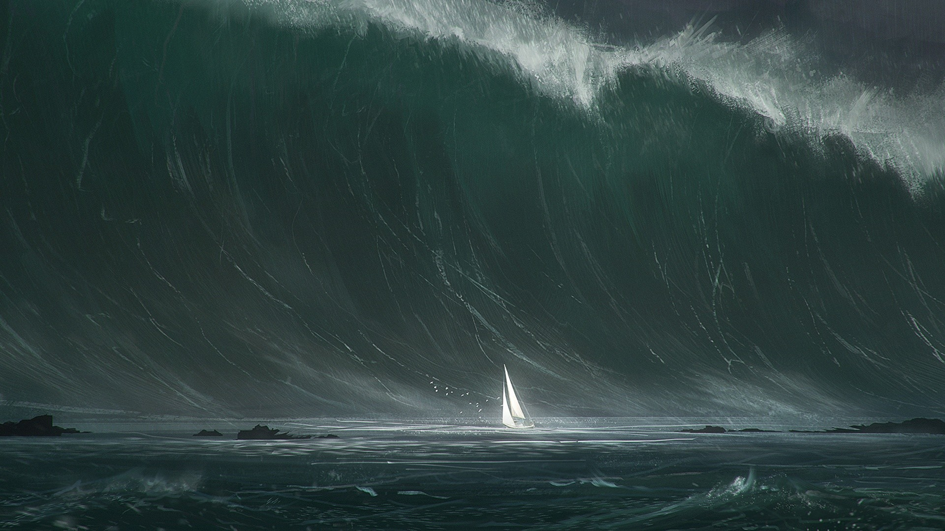 Explore Stormy Sea, Ocean Waves, and more!