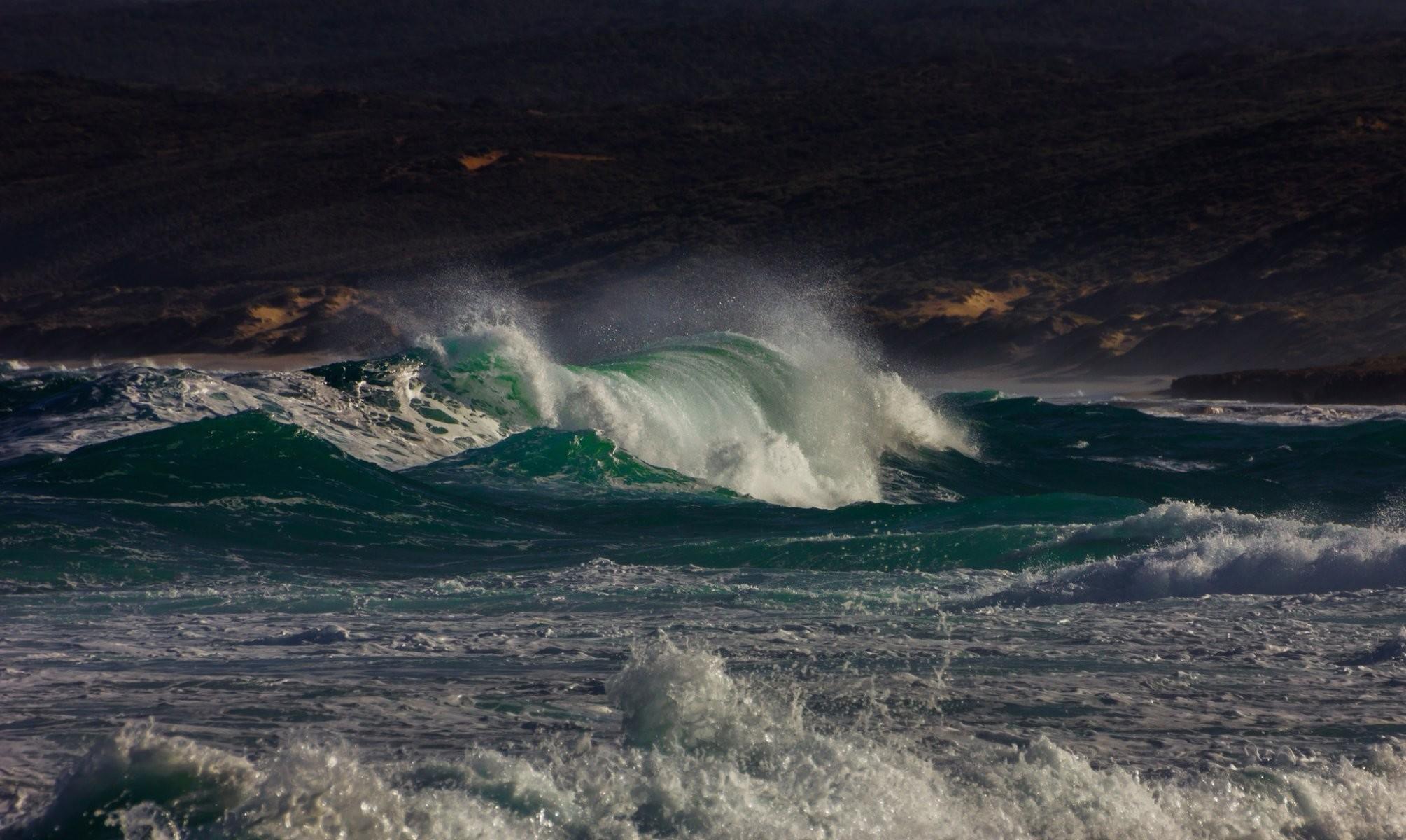 Stormy Ocean Wallpapers – Wallpaper Cave