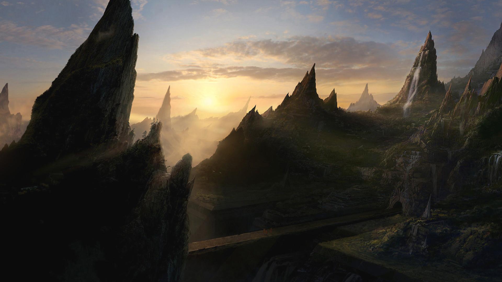 Fantasy – Landscape Wallpaper