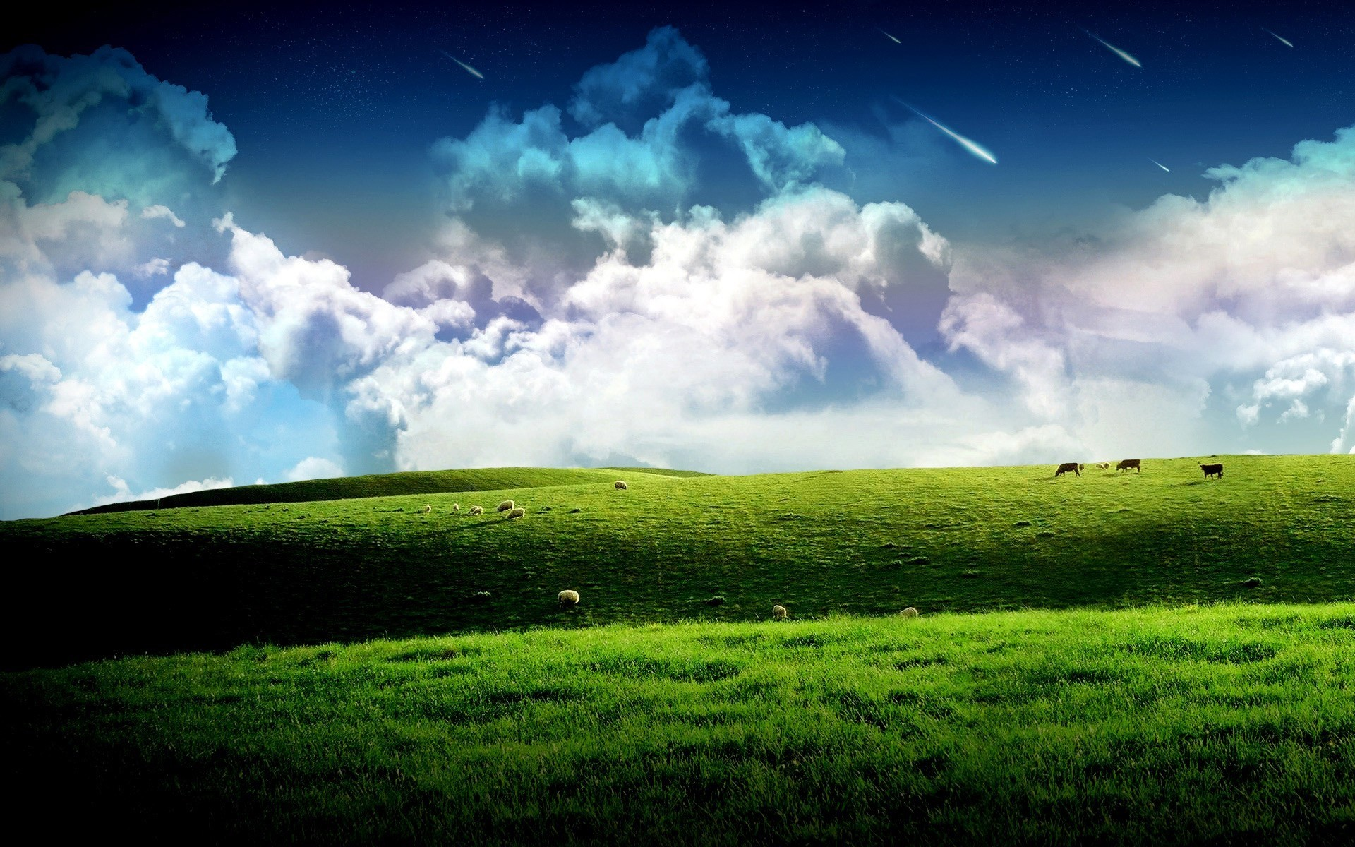 landscape background wallpaper free