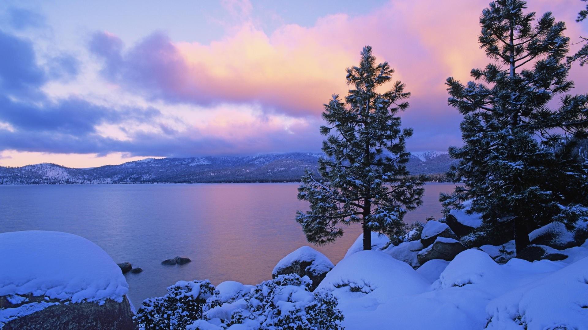 Winter Lake 484255