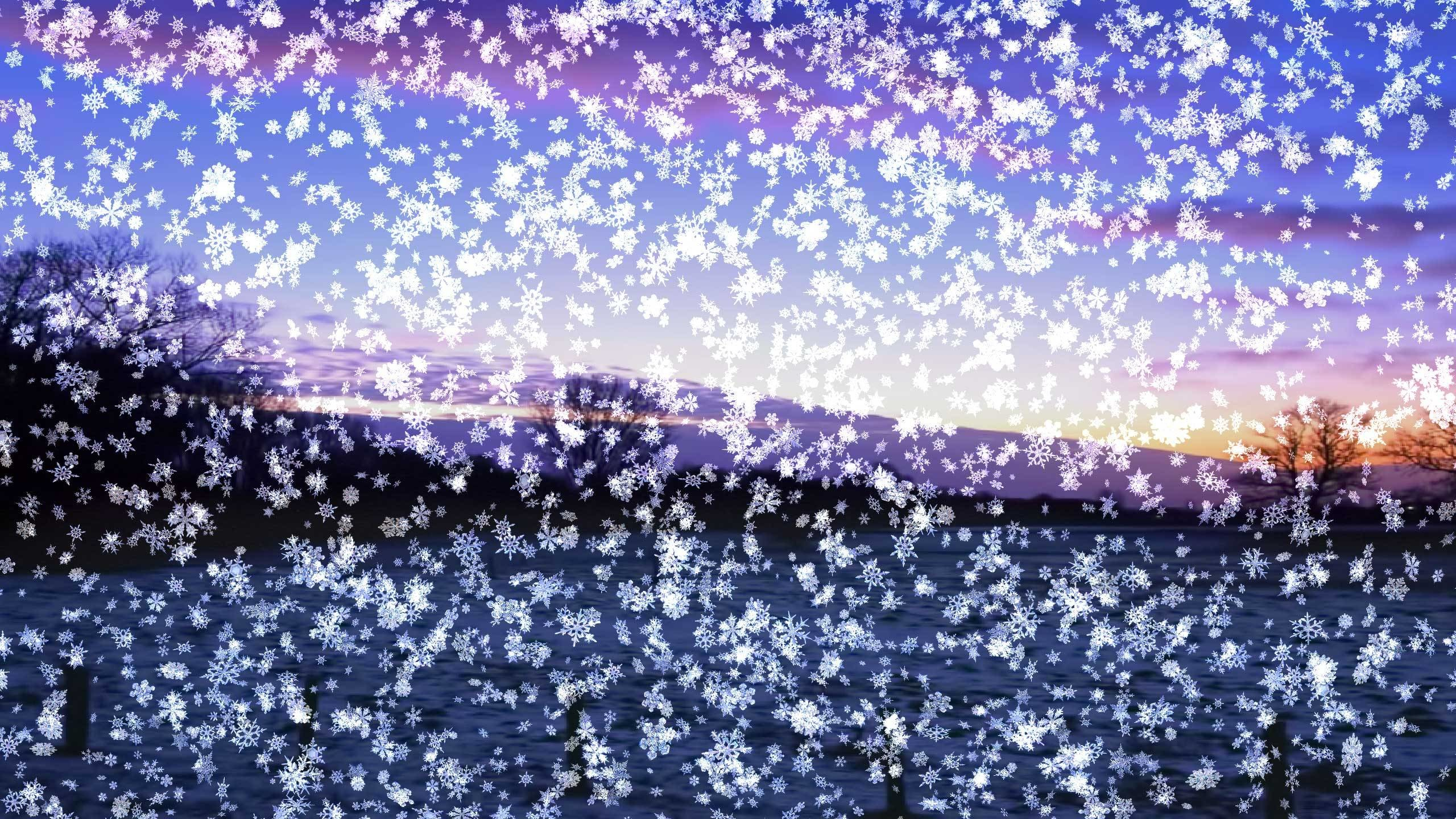 Live Wallpapers And Screensavers For Windows 10 8 7. Another Way To Make Snow  Falling