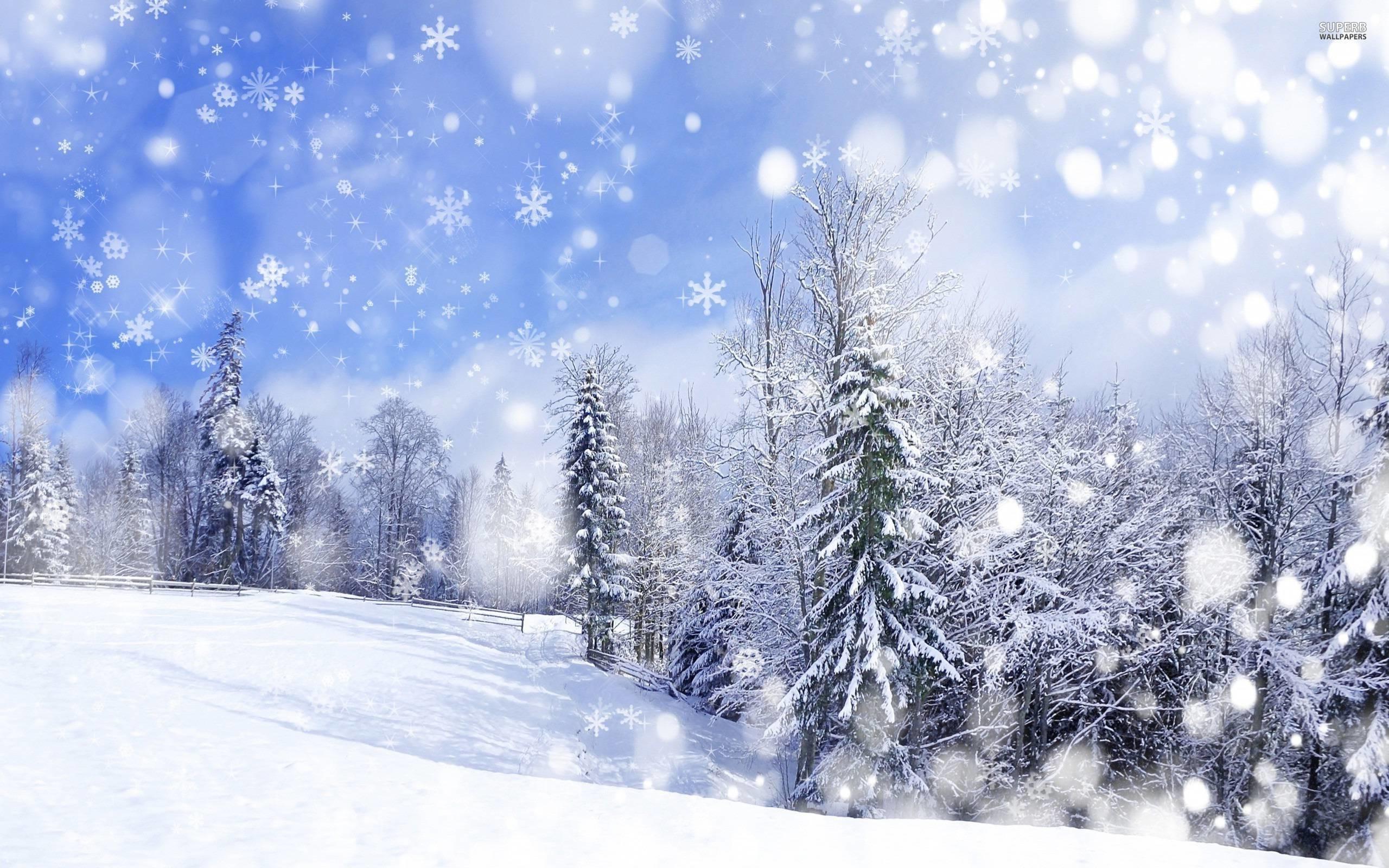 Snowfall, Snowfall