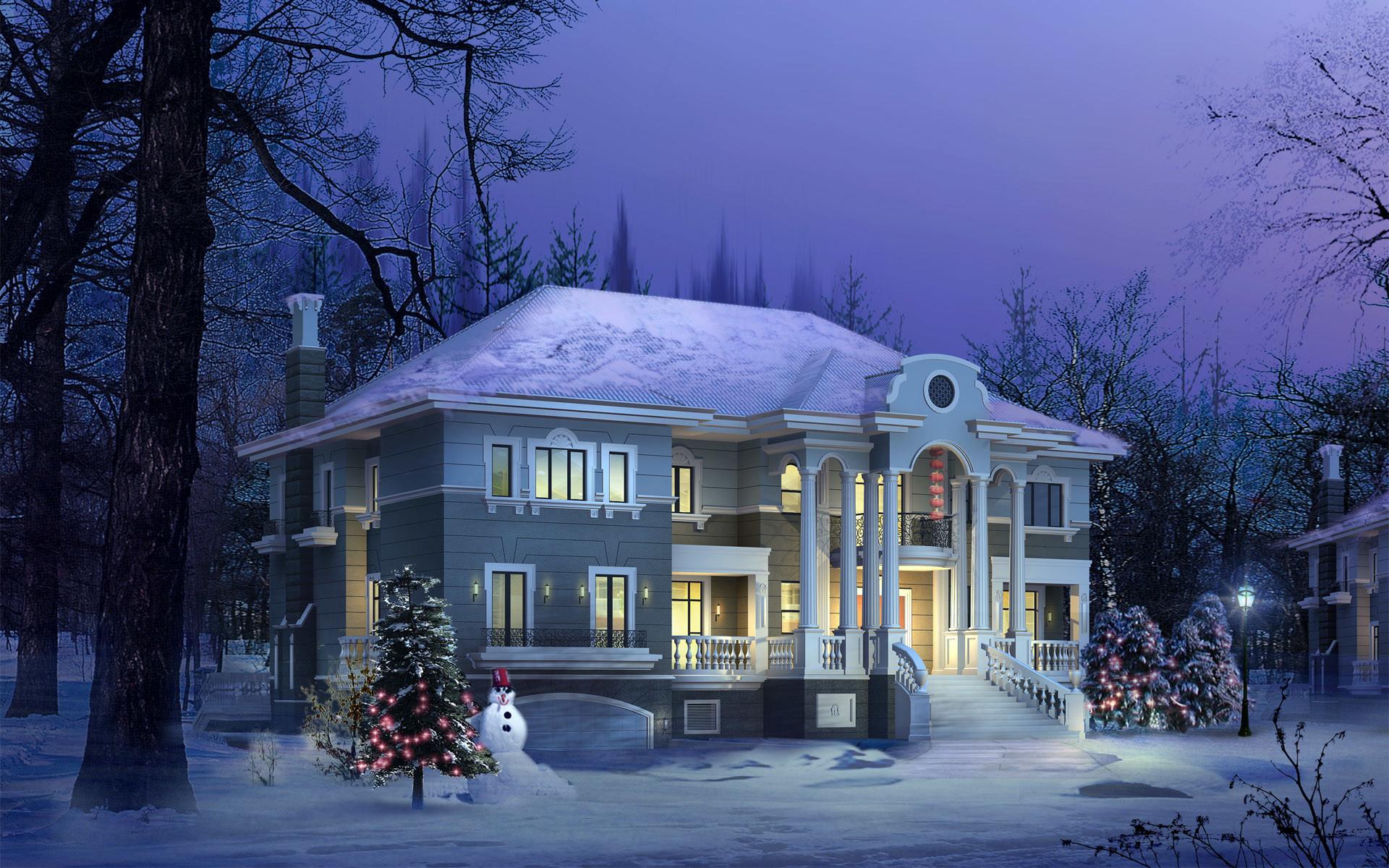 Winter Wallpapers: 35 Beautiful Winter Wallpapers