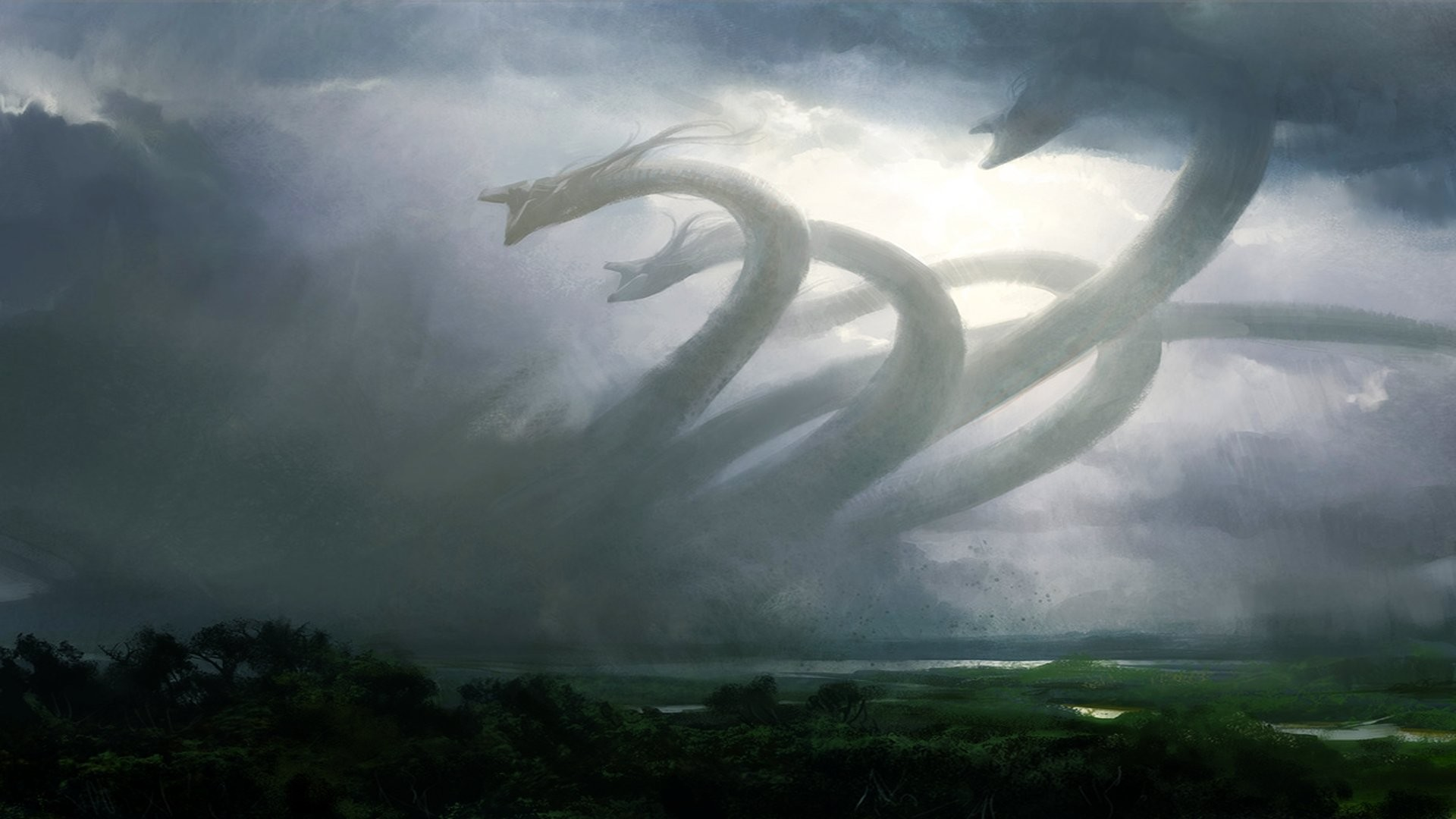 Fantasy – Hydra Wallpaper