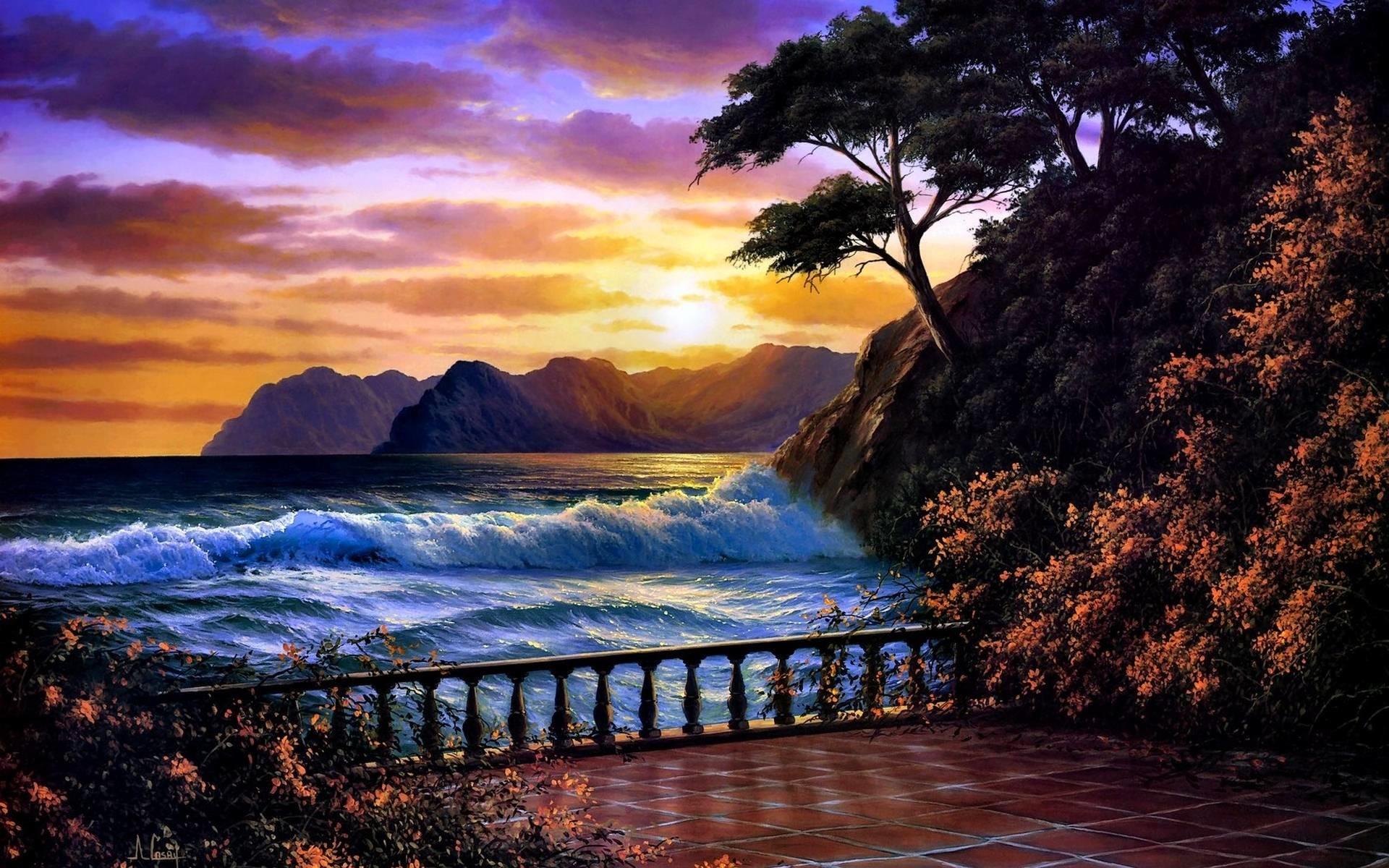 beautiful sunset hd wallpapers – DriverLayer Search Engine