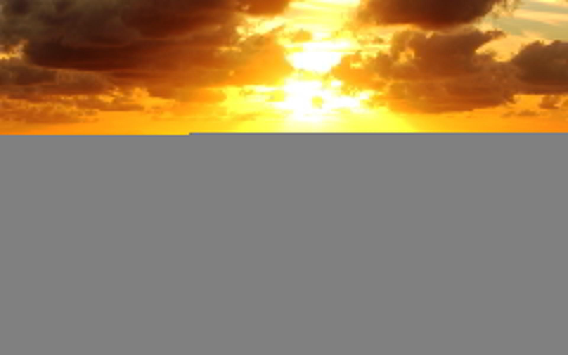 Romantic Beach Sunset Wallpapers