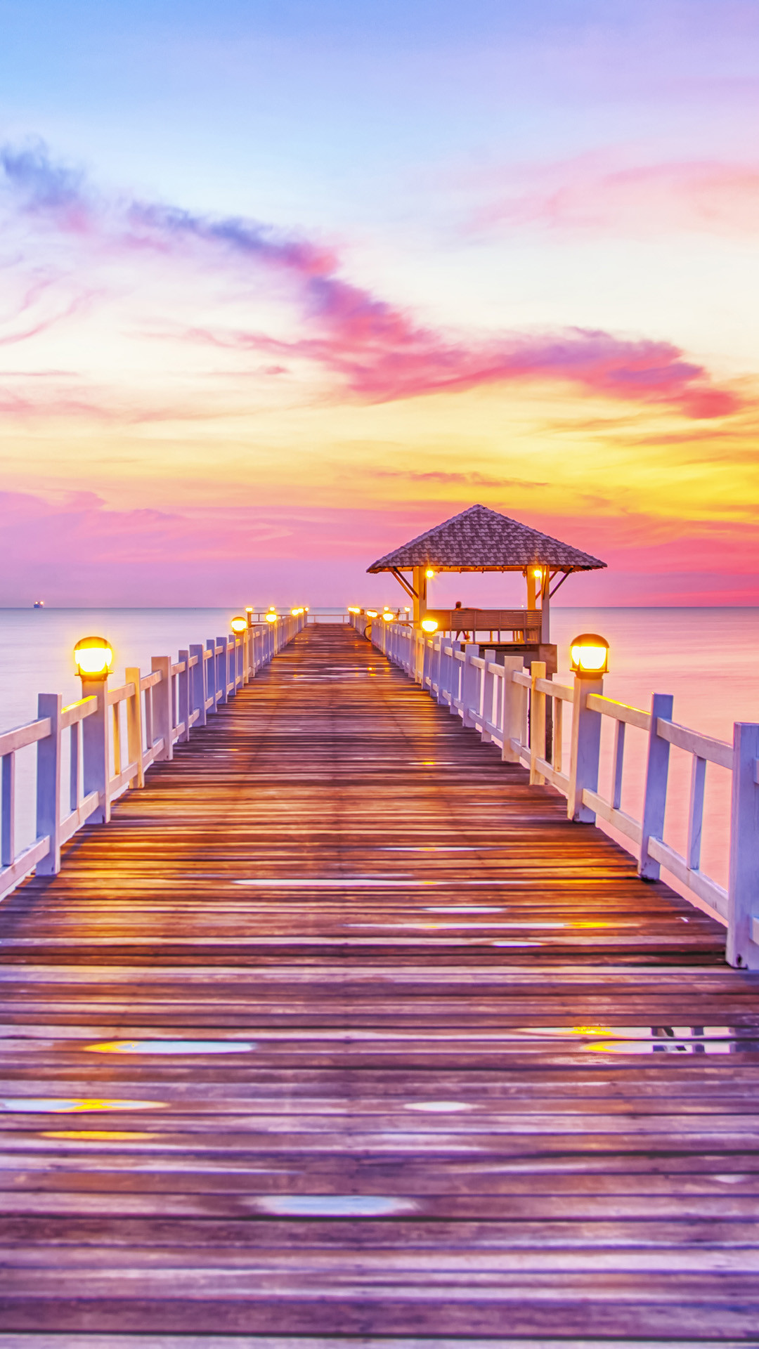 Wonderful Fury Sunset Endless Skyline #iPhone 6# #plus #wallpaper