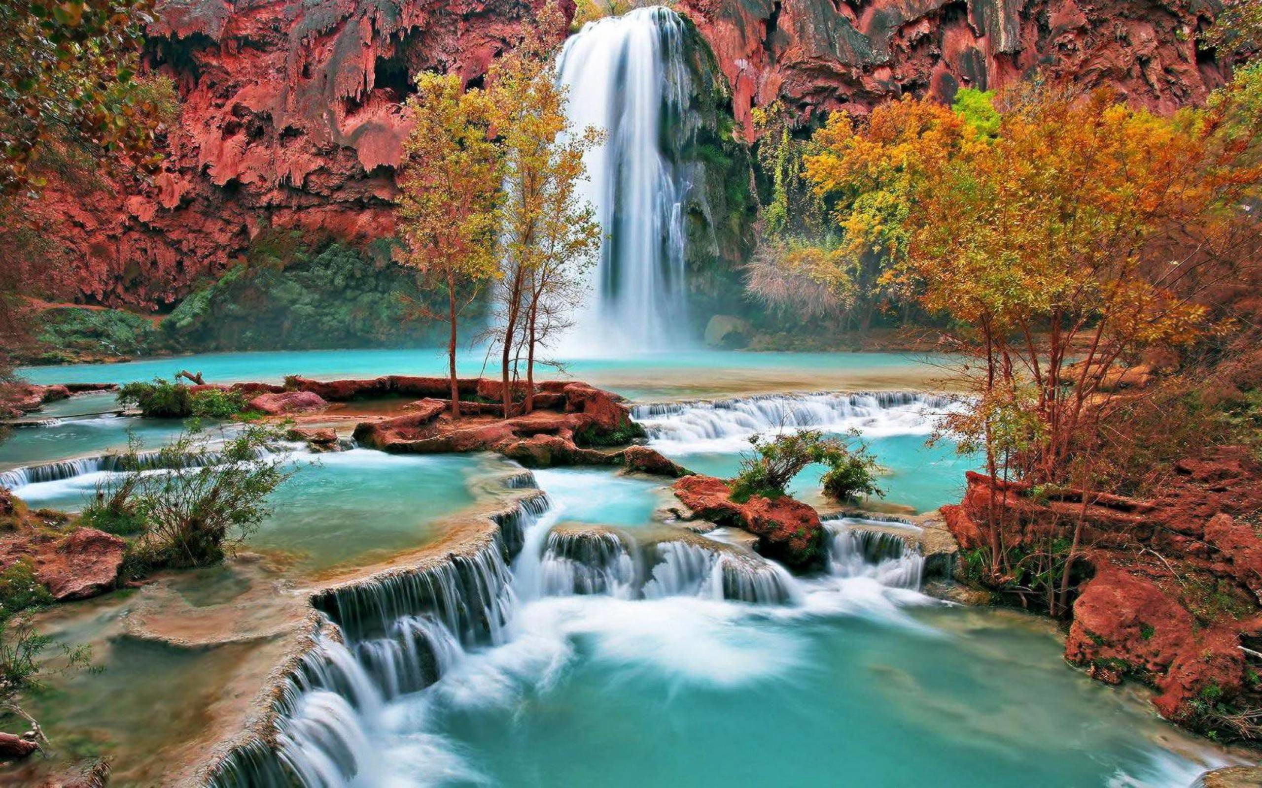 Wallpapers Waterfall Wallpaper