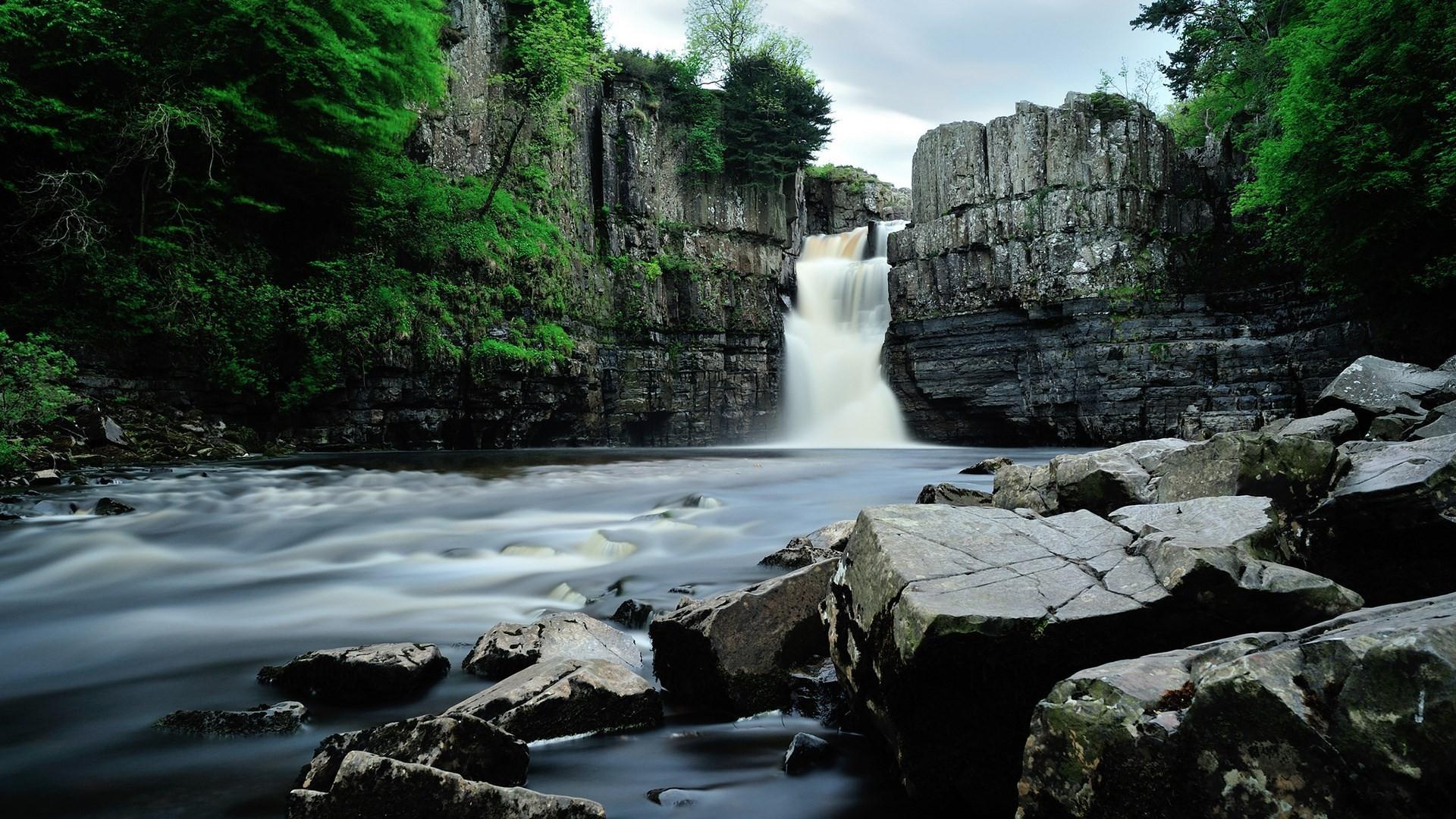 hd waterfall wallpaper. Â«Â«