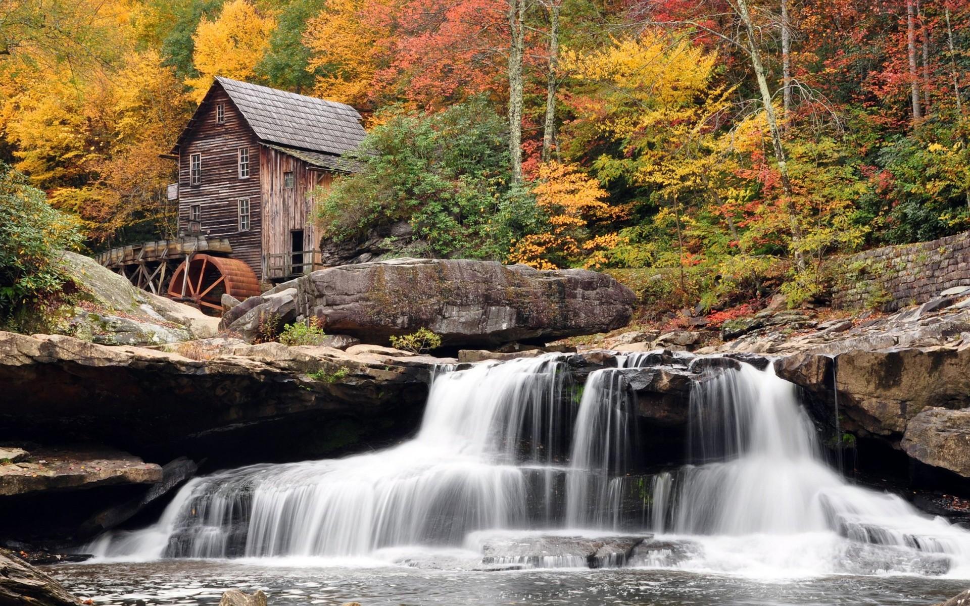waterfall wallpaper hd nature. Â«Â«
