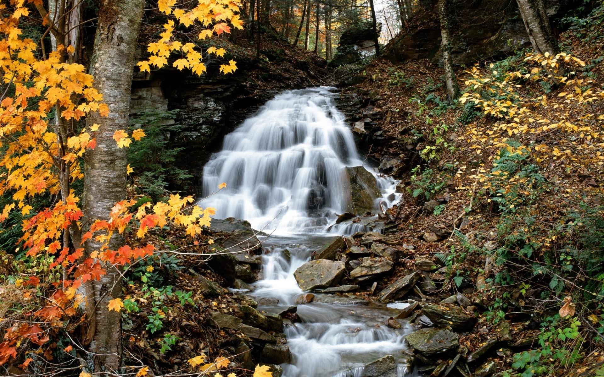 waterfall wallpapers uhd. Â«Â«