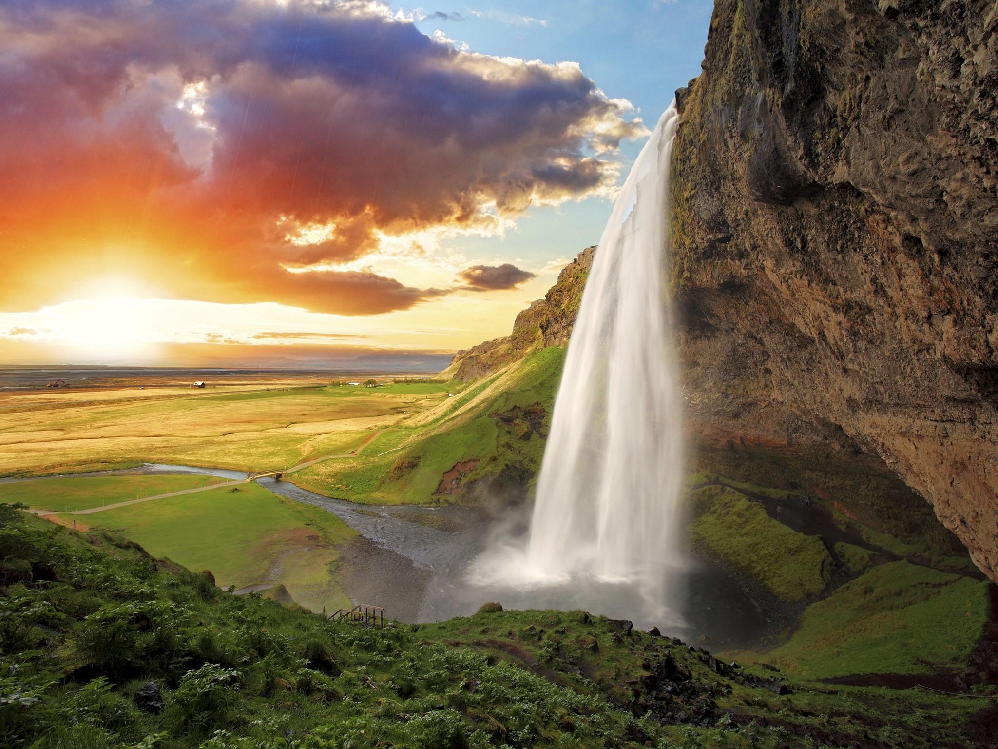 15 Most Beautiful Waterfalls in the World РPhotos РCond̩ Nast Traveler
