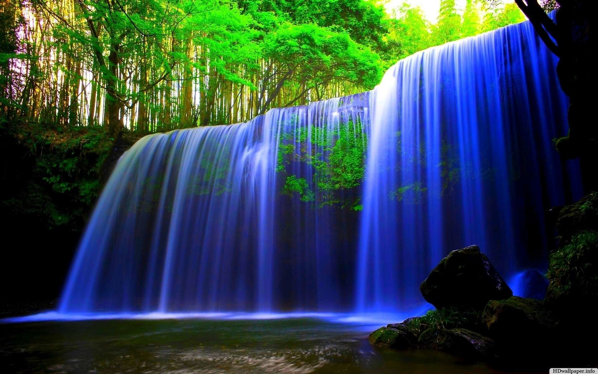 Hd wallpaper waterfall – Hd Waterfall 3d Live Wallpaper