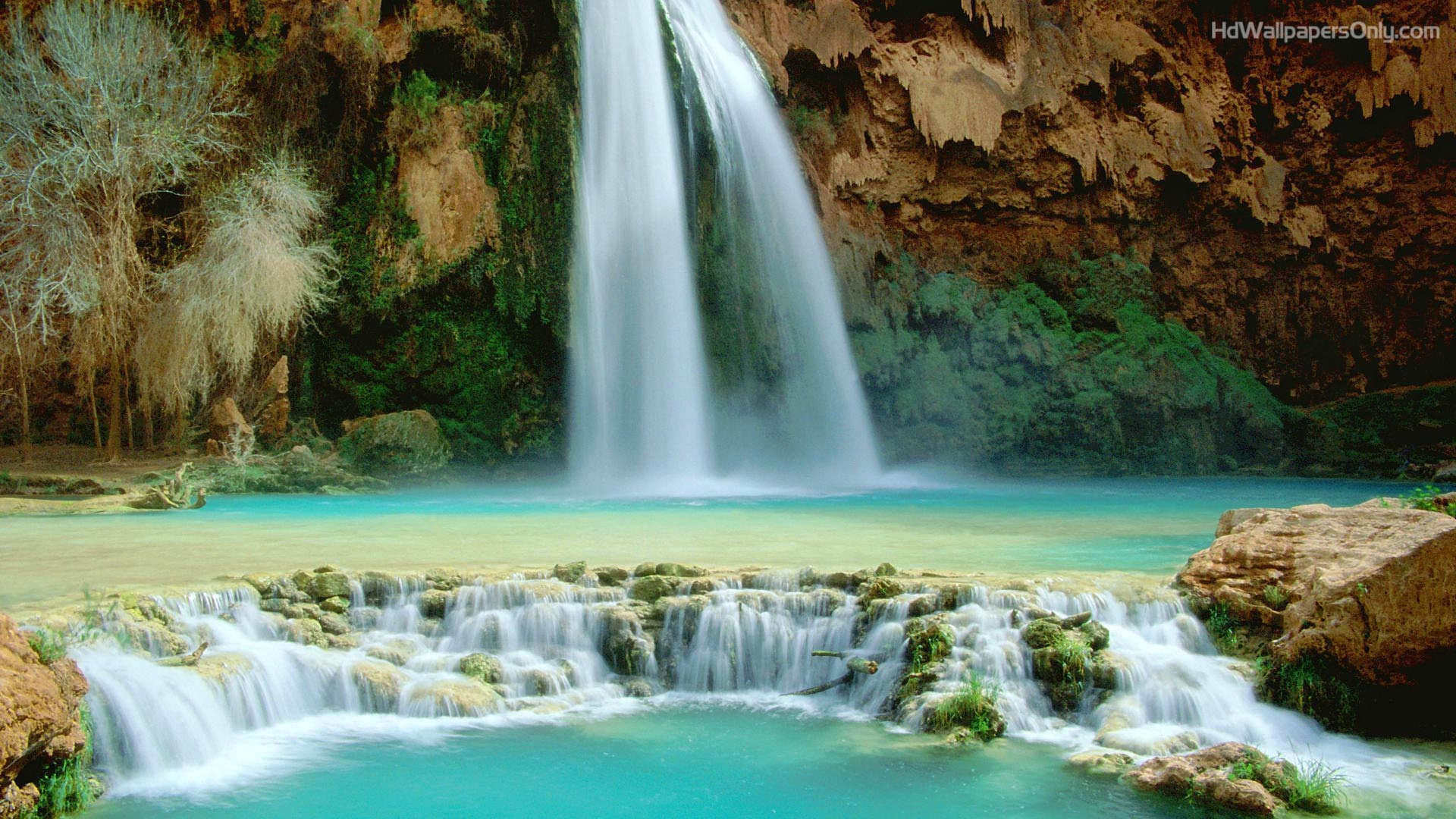 Waterfall Wallpapers HD | Hd Wallpapers OnlyHD Wallpapers Only