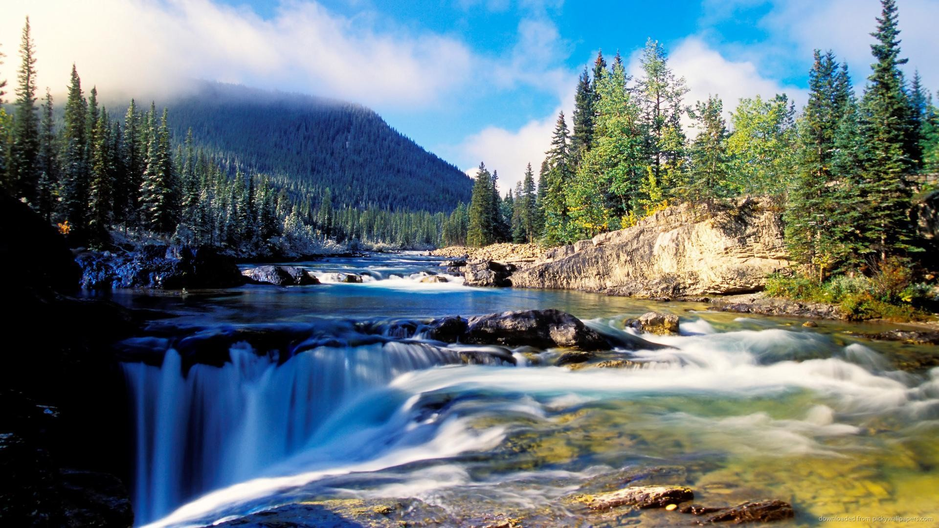 Beautiful Waterfalls picture