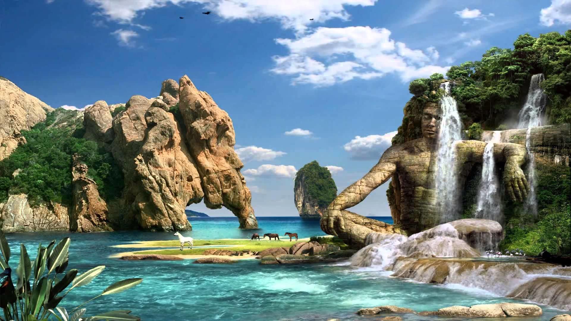 Legendary Waterfalls Animated Wallpaper https://www.desktopanimated.com/ –  YouTube