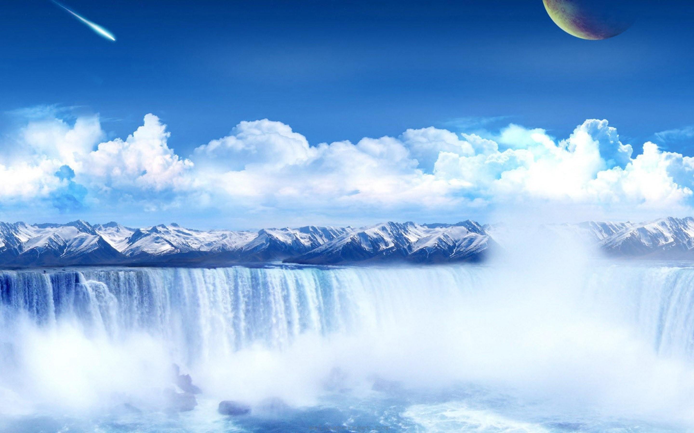 Waterfall HD 765236