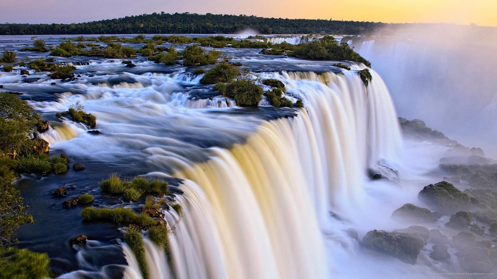 Brazilian Waterfall picture