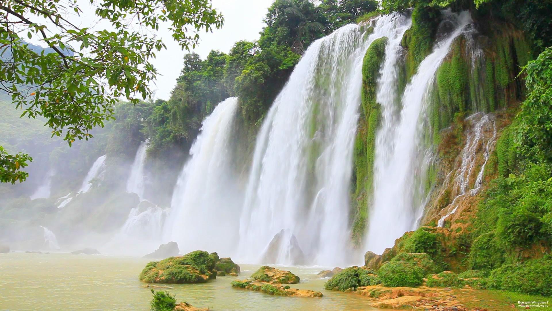 Screensavers Screensaver Themes Waterfall wallpapers HD free – 146663