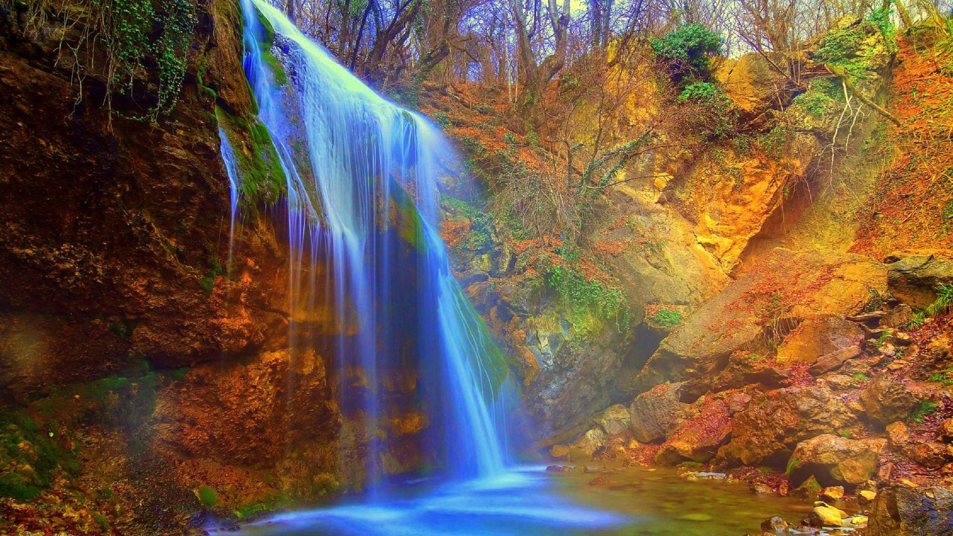 Waterfall Tag – Stunning Photography Cool Four Falls Love Waterfall Colors  Attractions Beautiful Creative Autumn Dreams