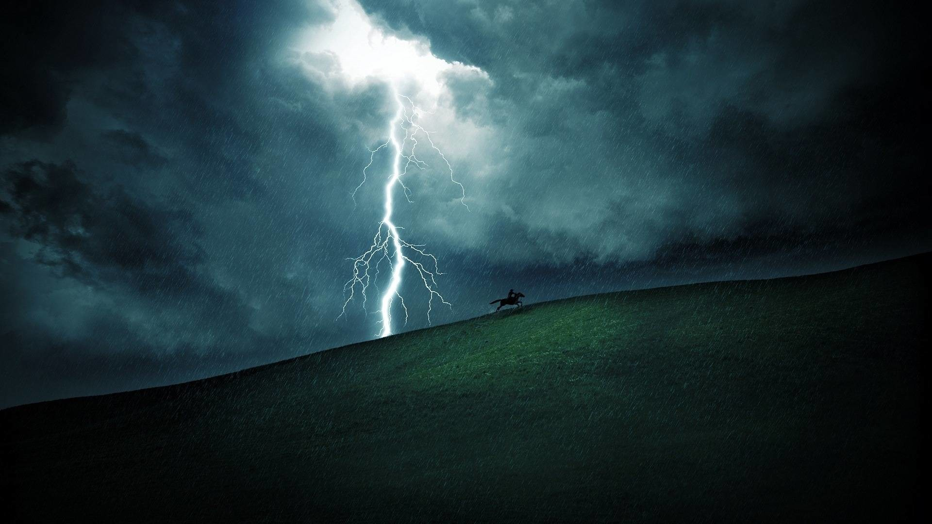 Thunderstorm Wallpaper – Free Android Application – Createapk.