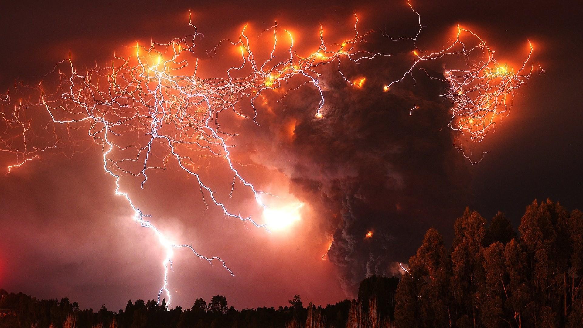 sky lightning storm wallpapers 1920×1080