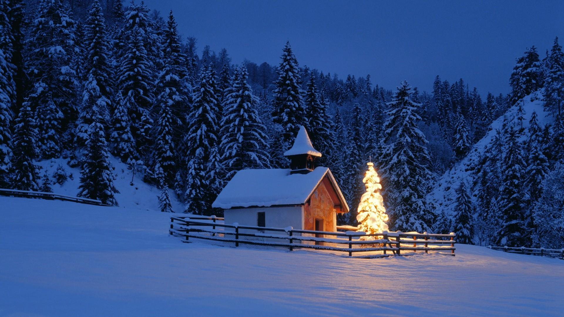 Free Winter Screensavers And Wallpaper