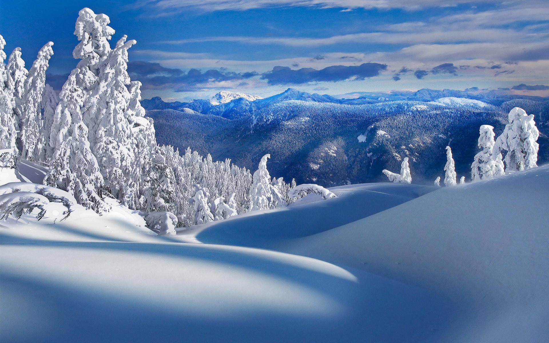 Free Computer Screensavers And Wallpapers Nature Winter photos of Free .