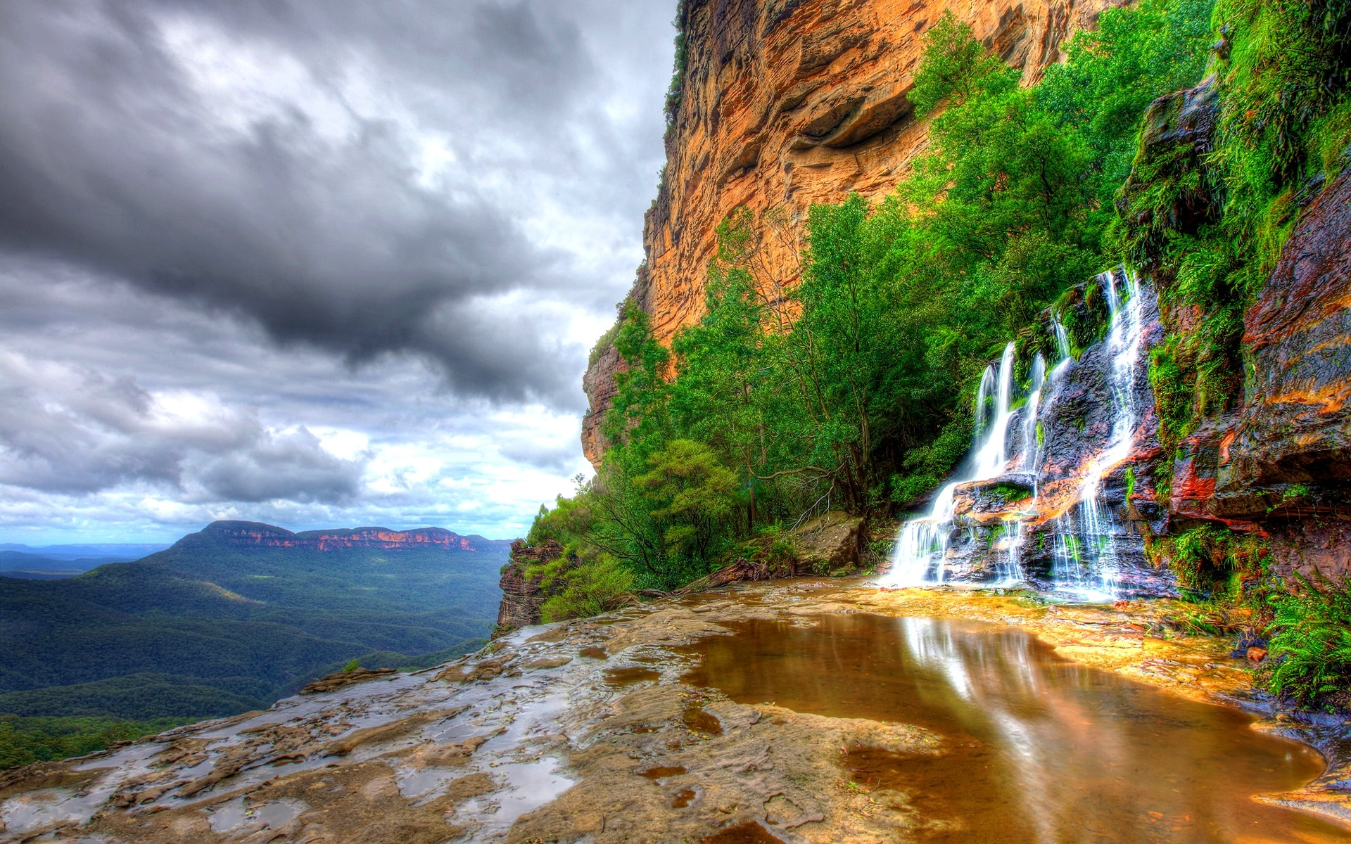 mountain background rocky. Â«Â«