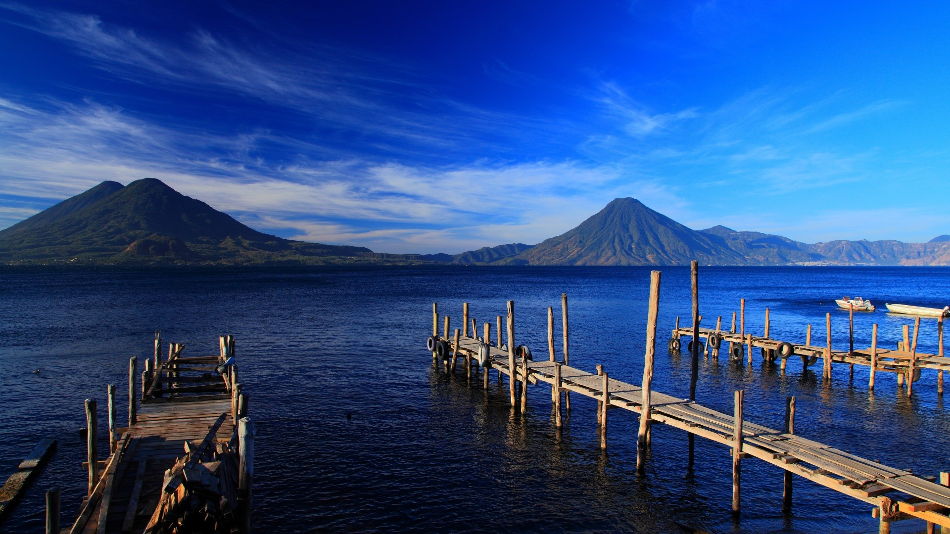 … Background Full HD 1080p. Wallpaper guatemala, island,  mountain, beach