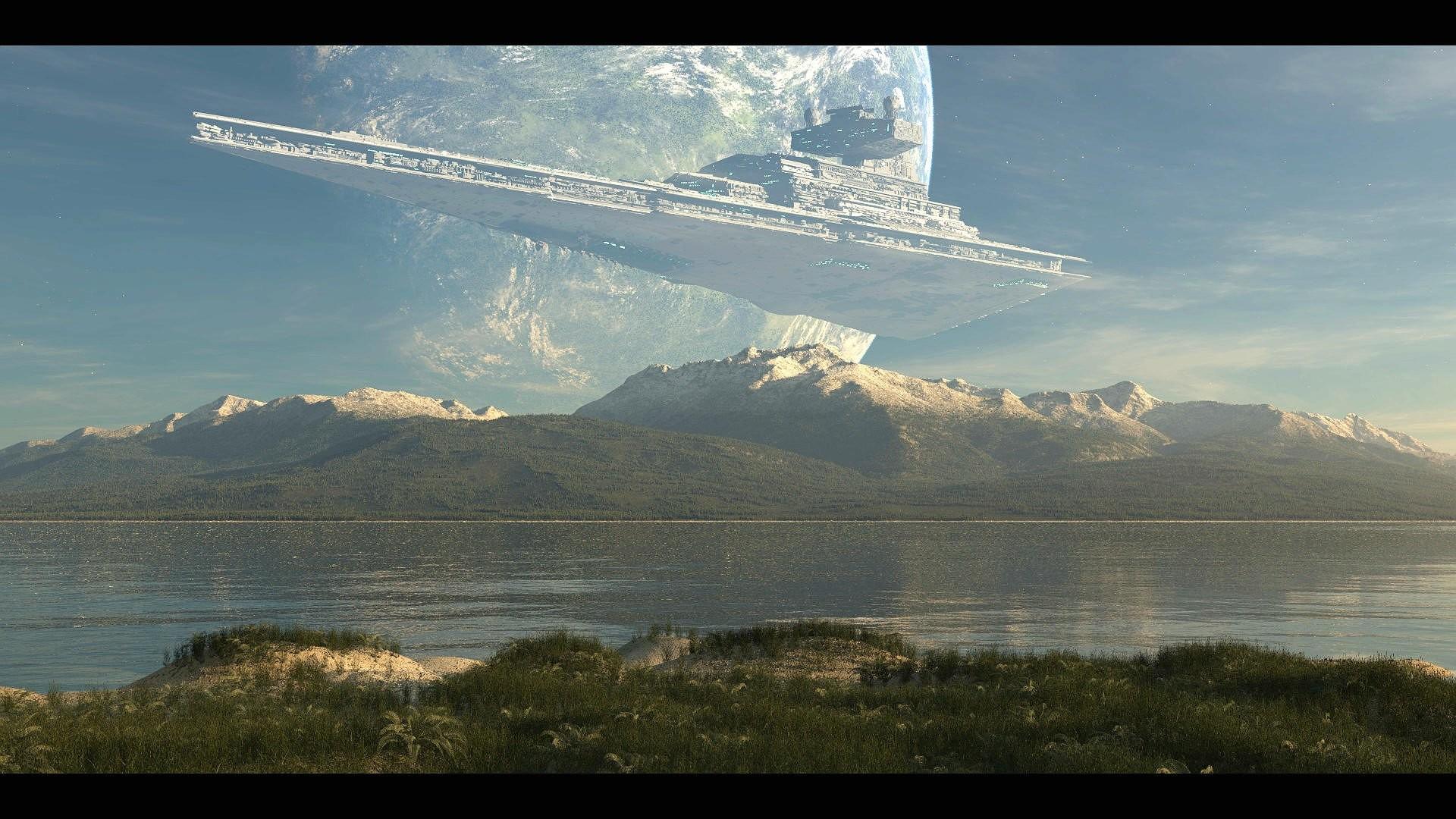 Star Destroyer star wars spaceship sci-fi space wallpaper | |  633052 | WallpaperUP