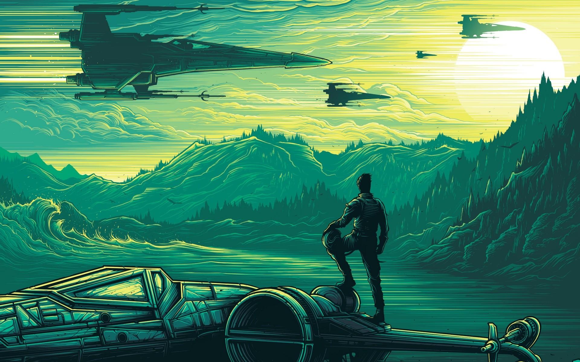 Wallpaper HD Star Wars The Force Awakens IMAX – HD Wallpaper Expert