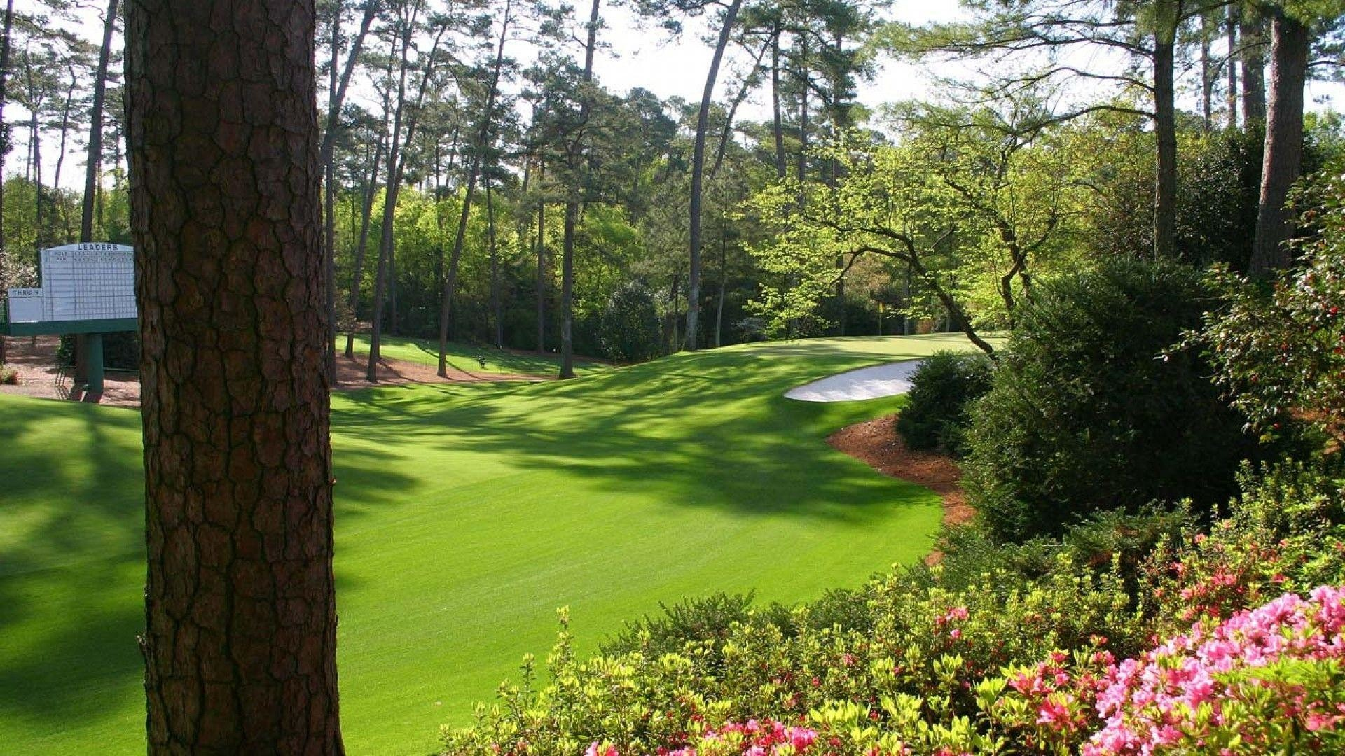 The Augusta National Golf Course Wallpapers HD Masters 2015 .