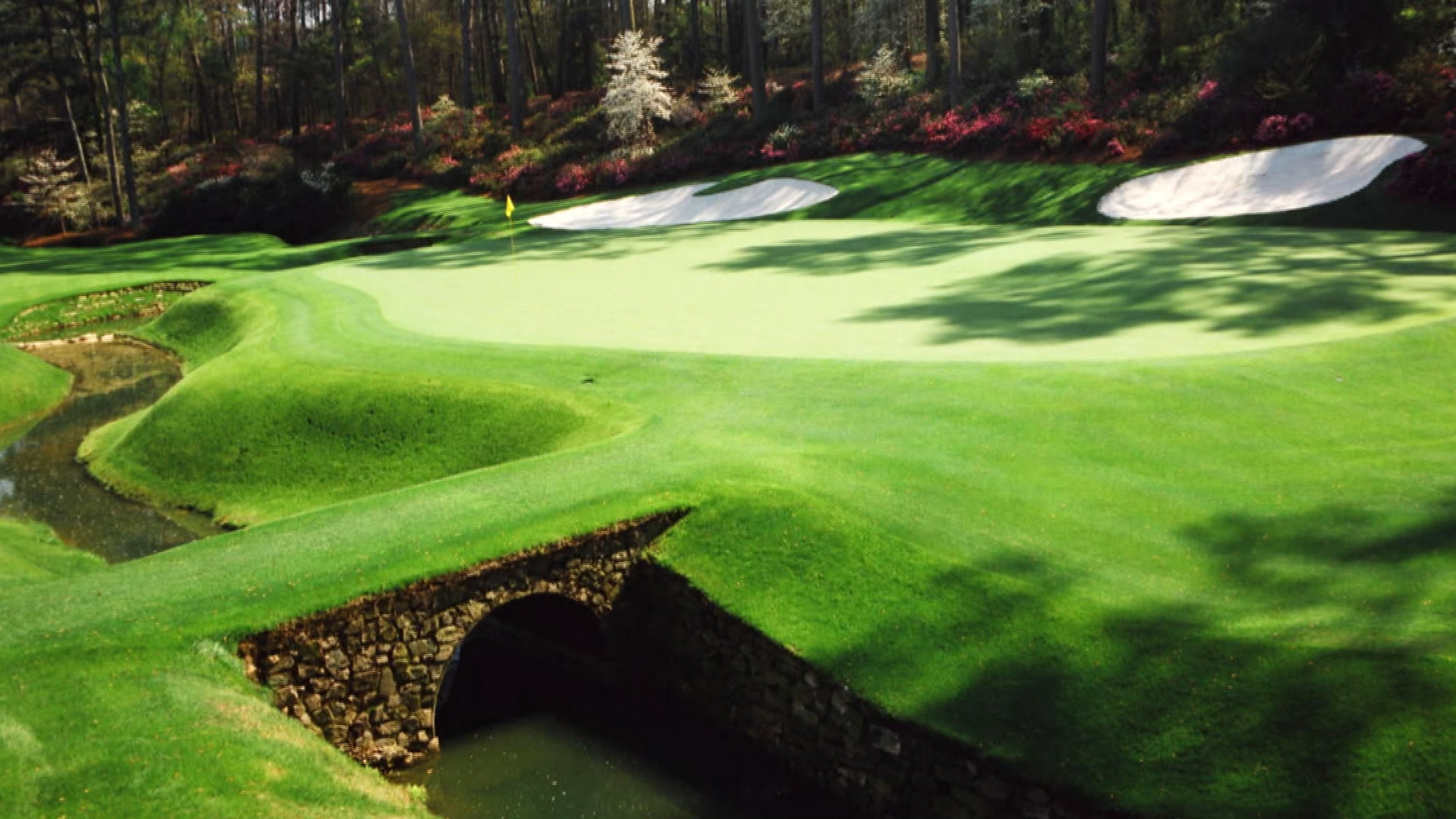 Augusta National Wallpaper HD | PixelsTalk.Net