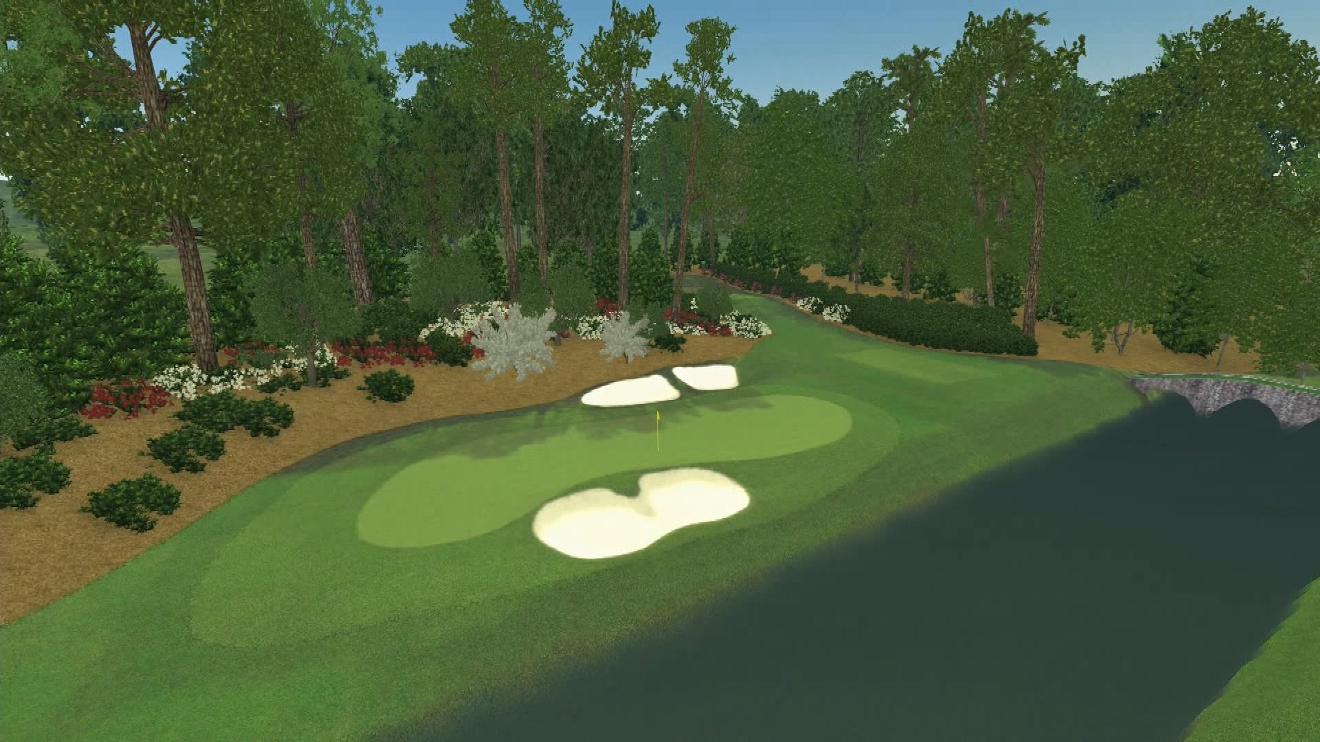 How to: Cook's tips for Augusta's 12th hole