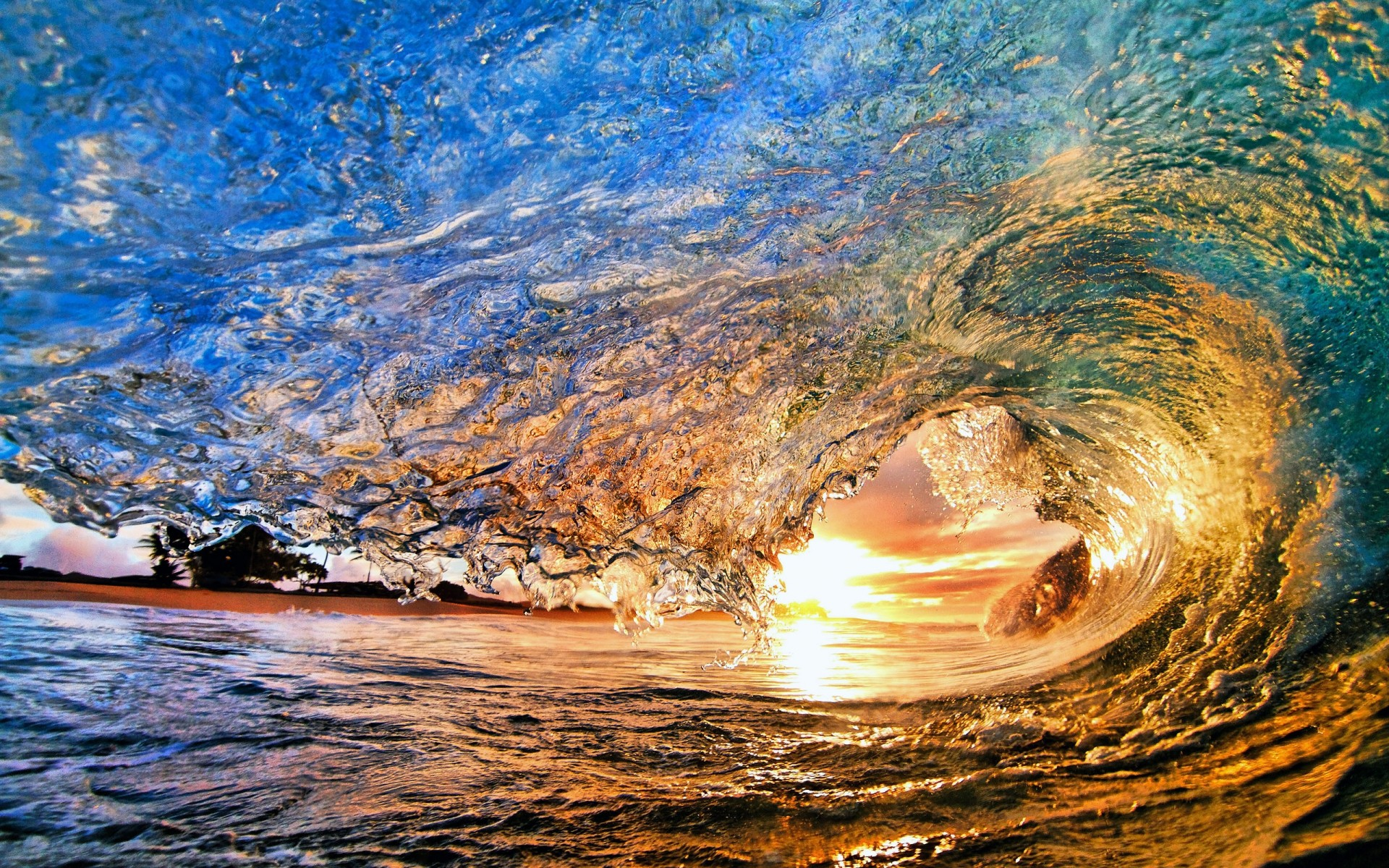 Best Ocean Wave Wallpaper For Desktop