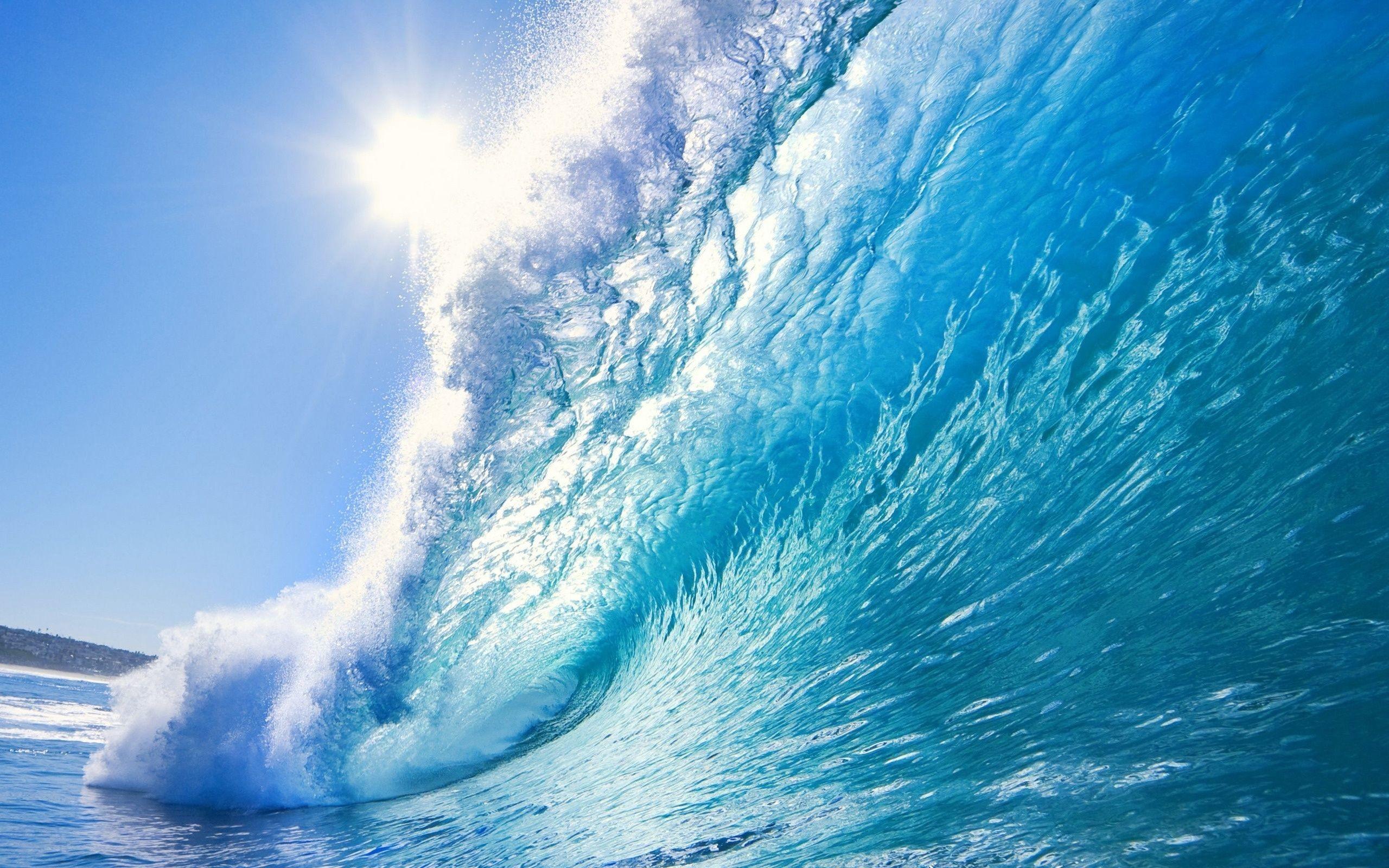Ocean Wave Wallpaper HD