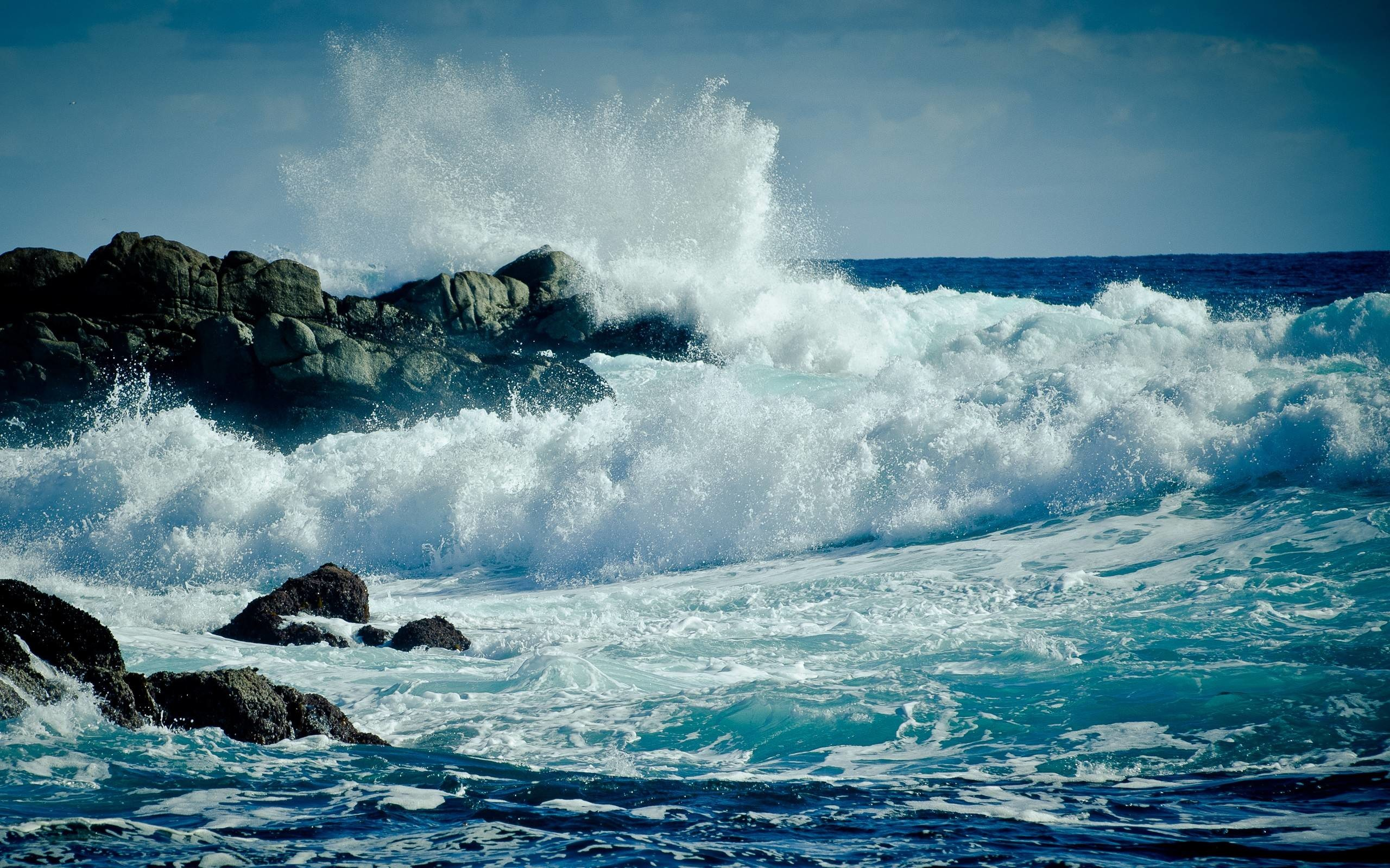 Awesome Waves Wallpaper Widescreen 81235 #5165 Wallpaper | Cool .