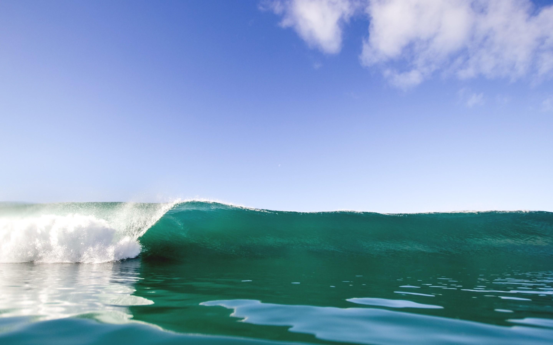 HD Wallpaper: Ocean Wave