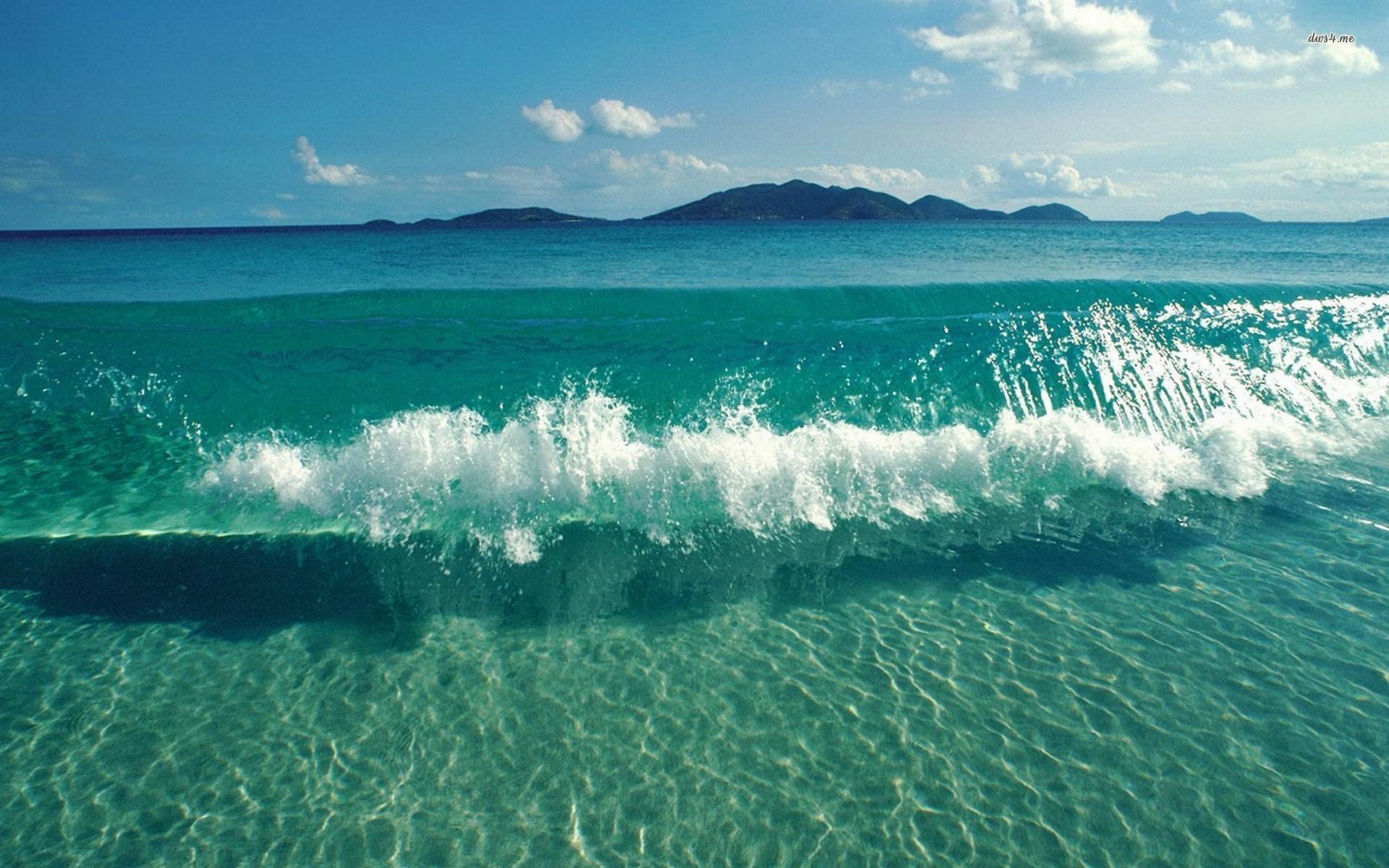 Ocean Waves Wallpaper High Quality
