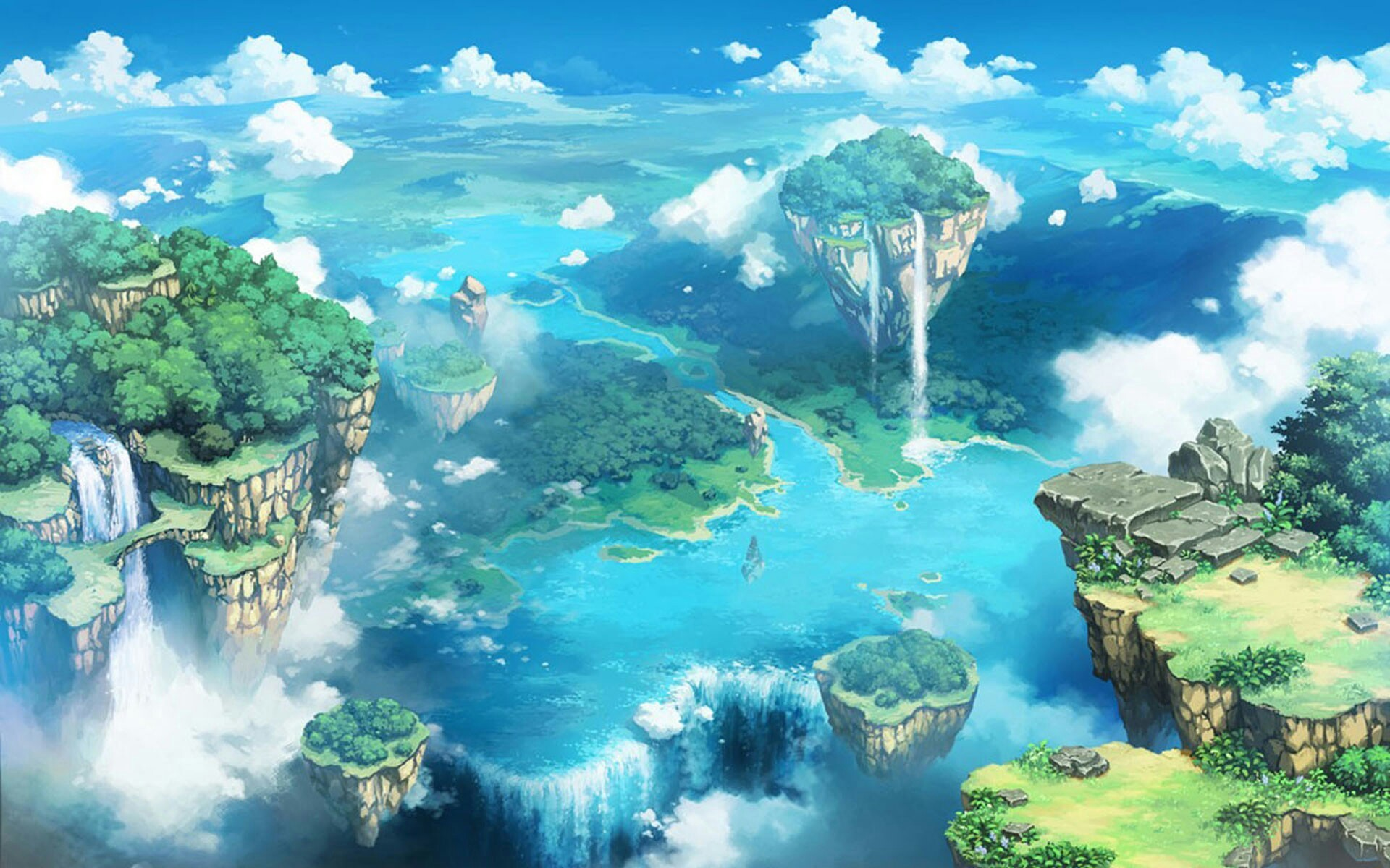 Aesthetic Anime Background Hd Anime Wallpapers