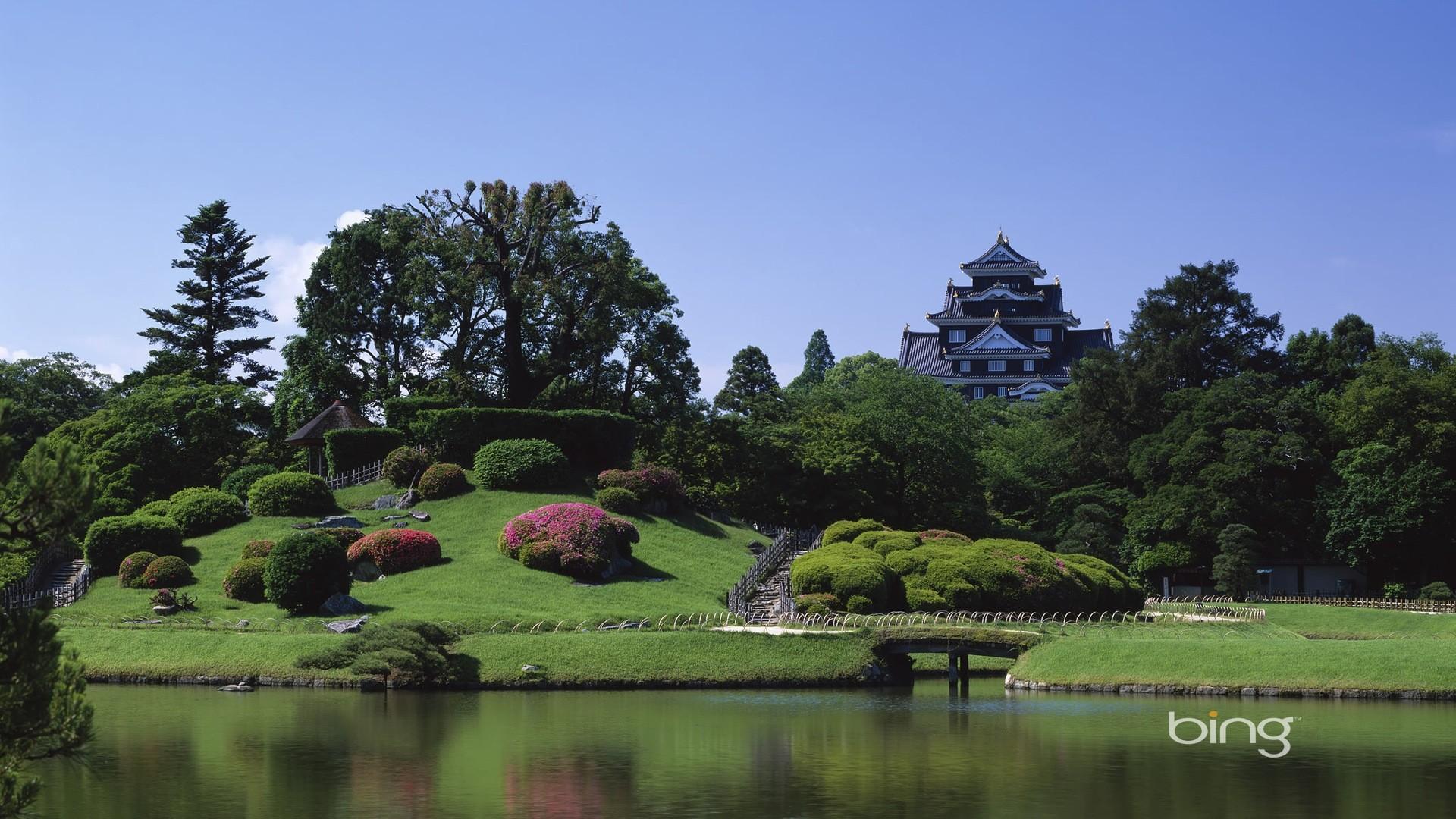 Microsoft Bing HD Wallpapers: Japanese landscape theme wallpaper #15 –  1920×1080.