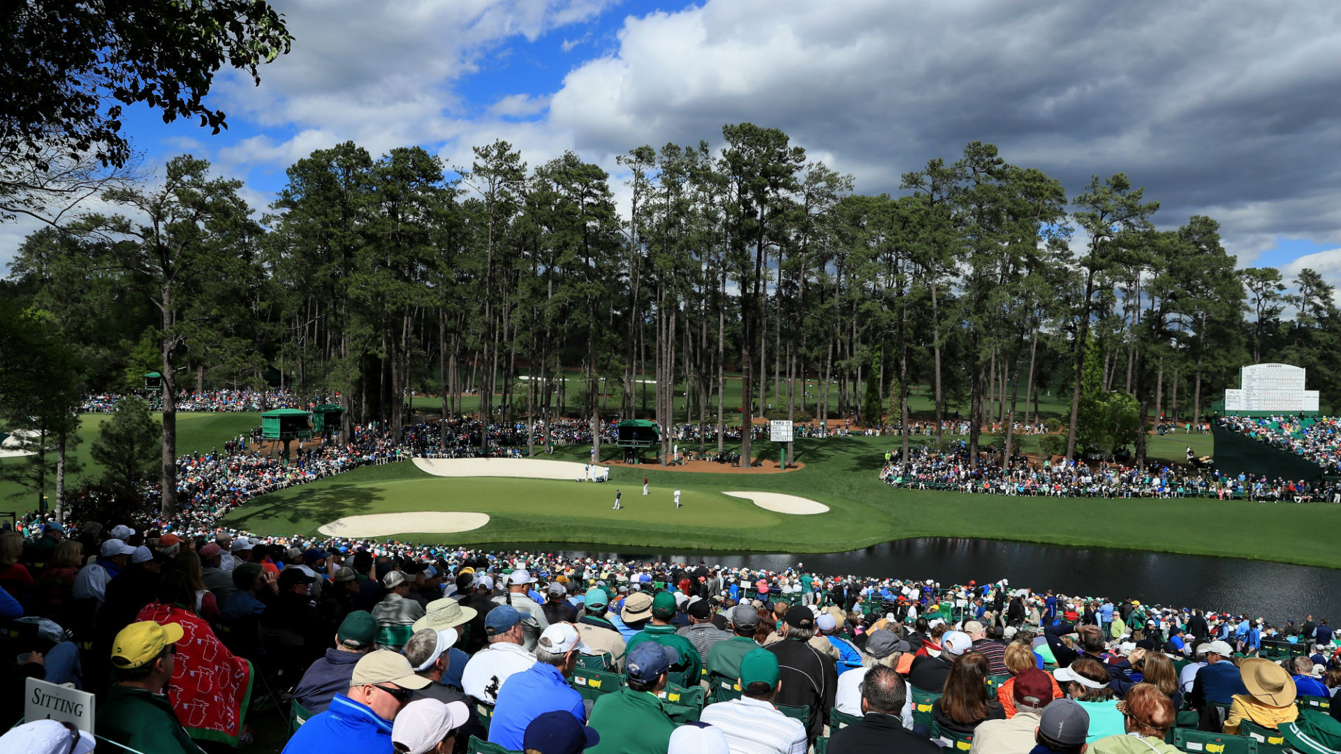 The Masters 2017: Tee times, pairings for Round 2 Friday at Augusta National  | Golf | Sporting News
