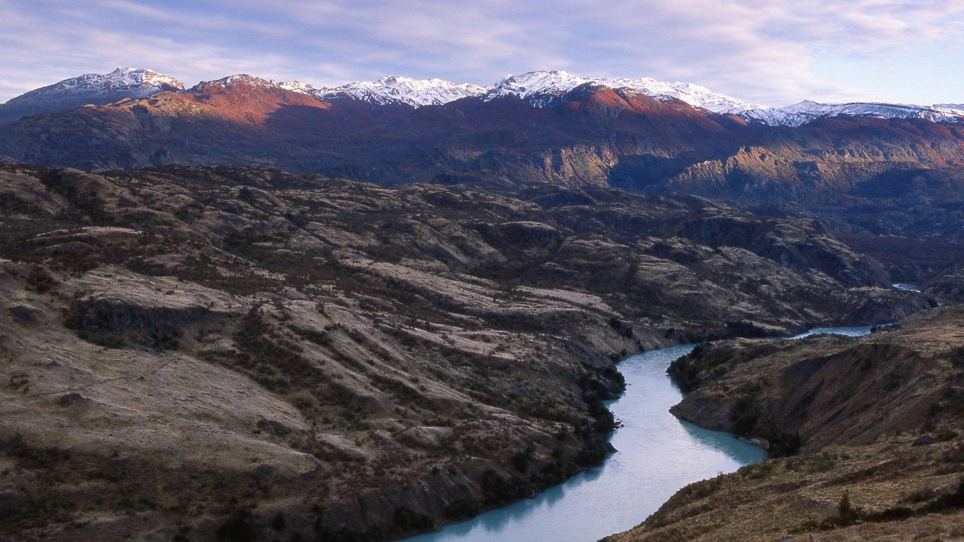 Rocks Tag – River Mountains Rocks Patagonia Snow Chile Baker Wide  Resolution for HD 16: