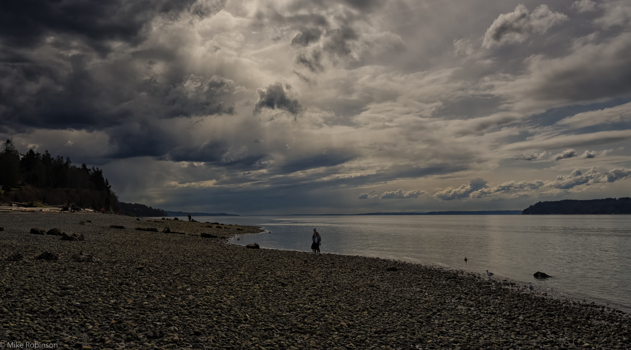 Puget_Sound_Rain_Color. I find myself missing the Pacific Northwest …